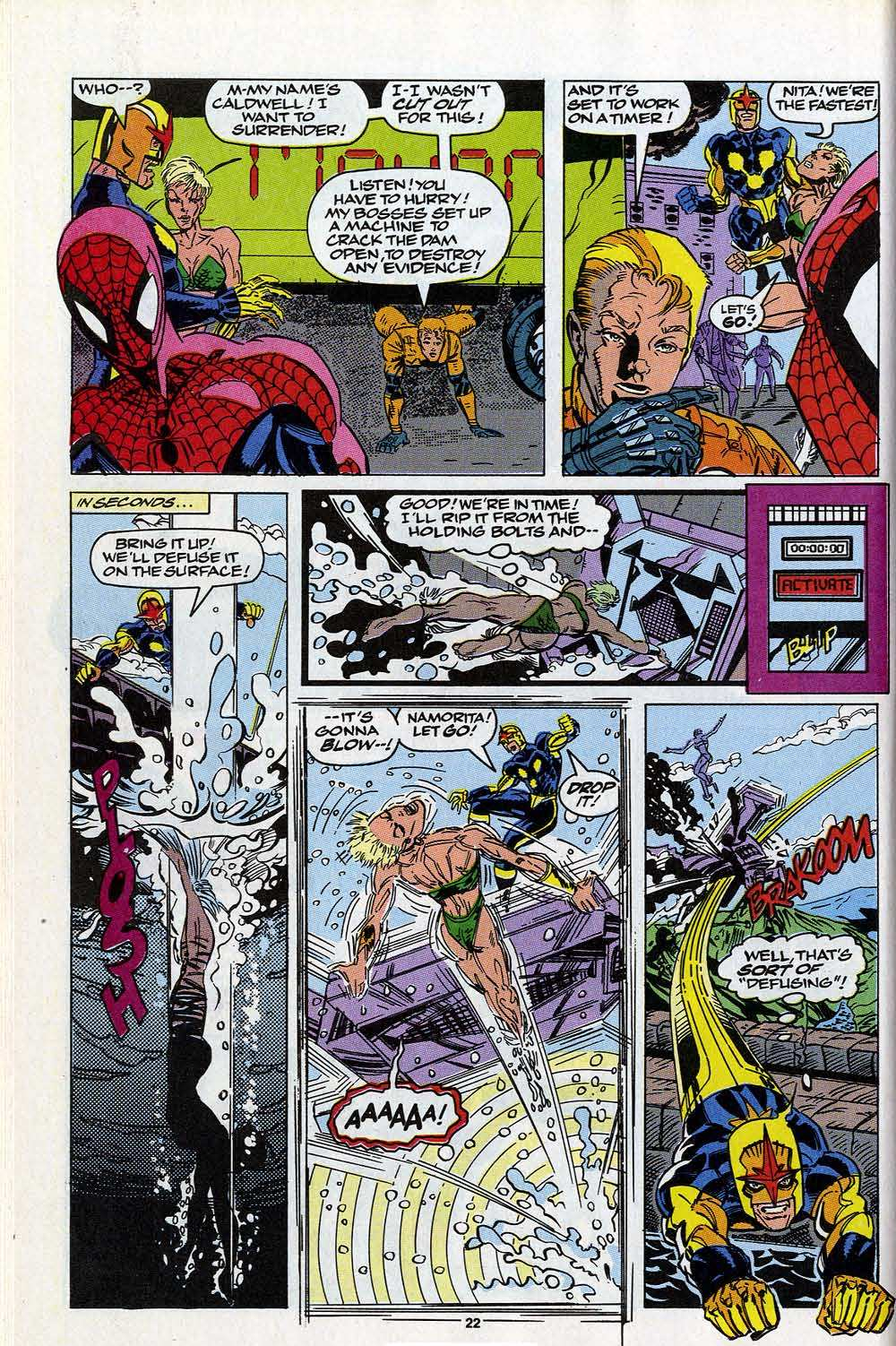 The Amazing Spider-Man (1963) _Annual_26 Page 23