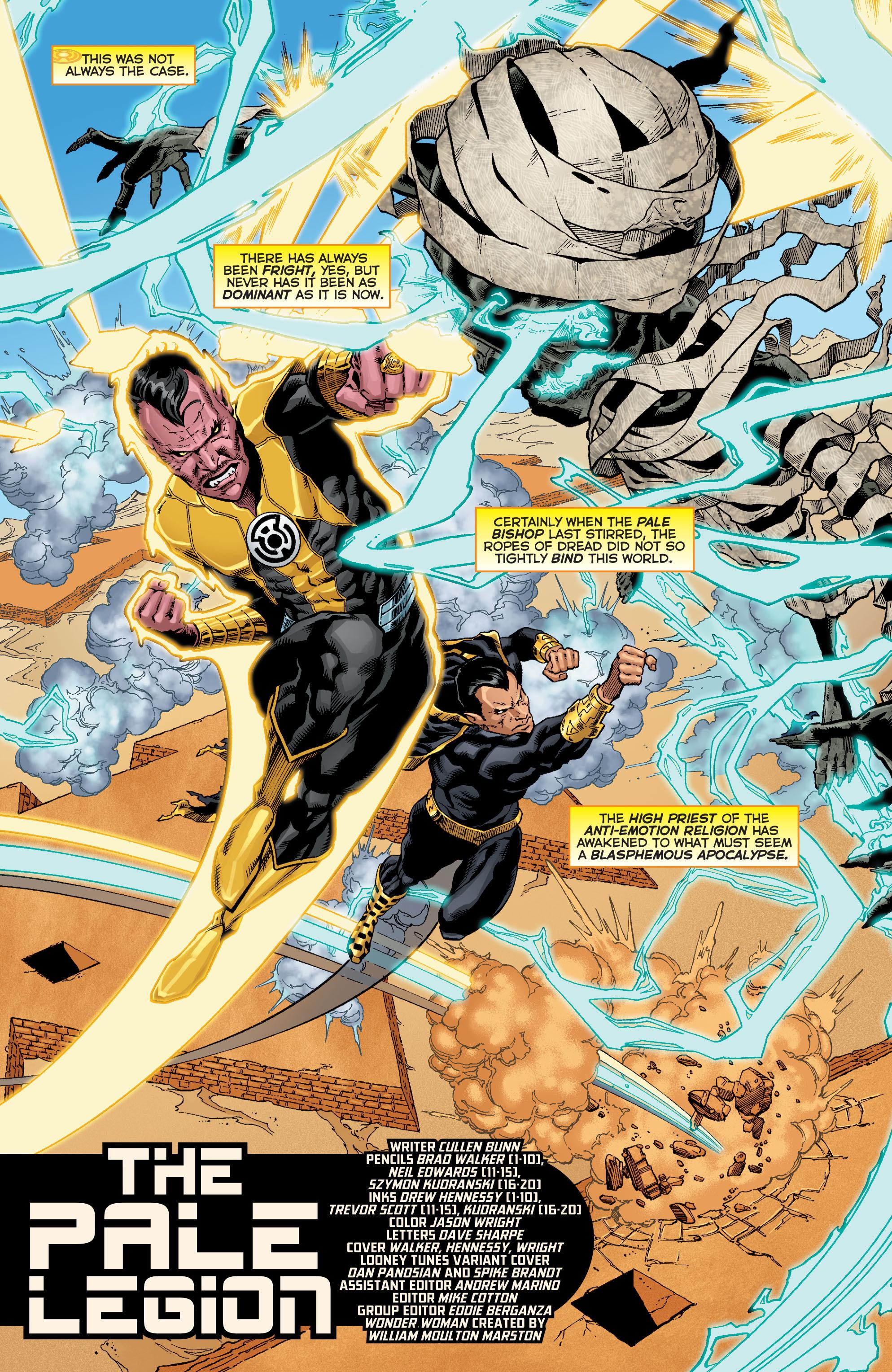 Read online Sinestro comic -  Issue #17 - 5