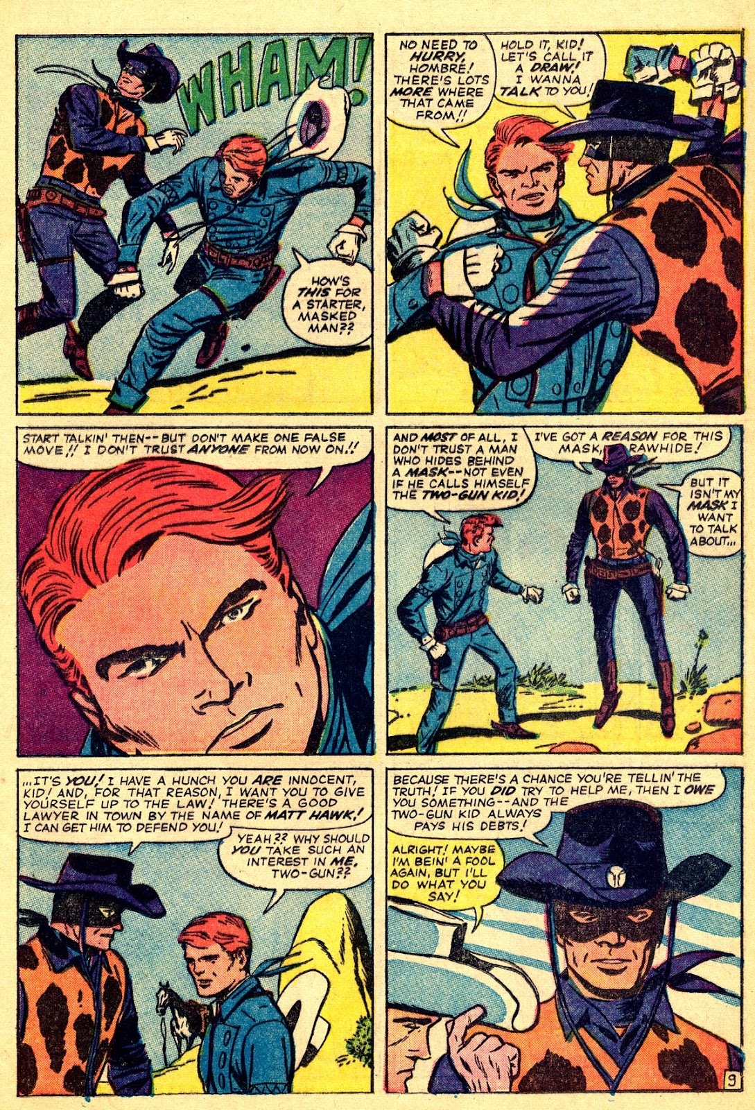 The Rawhide Kid (1955) issue 40 - Page 13