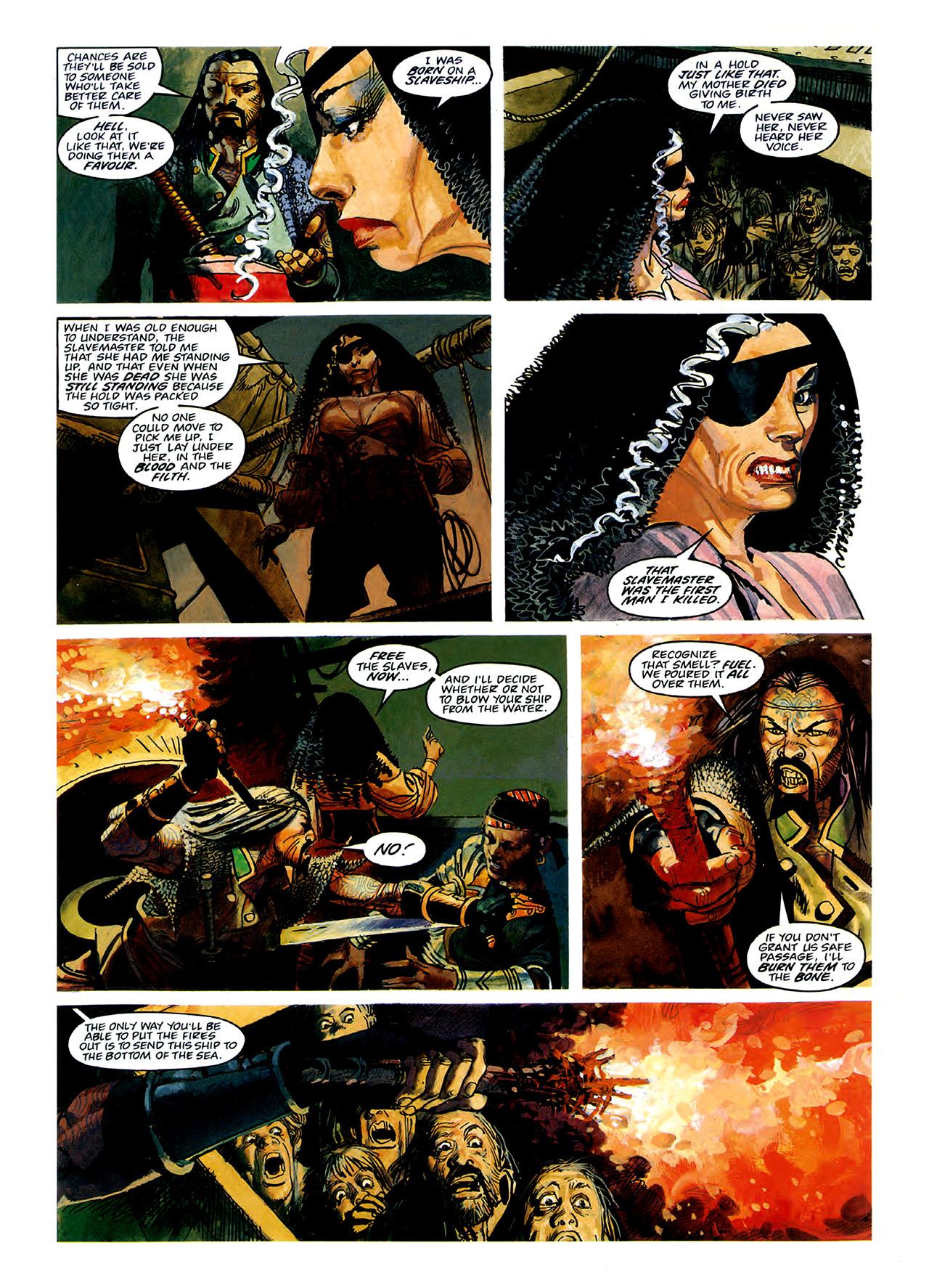 Read online Nikolai Dante comic -  Issue # TPB 3 - 41