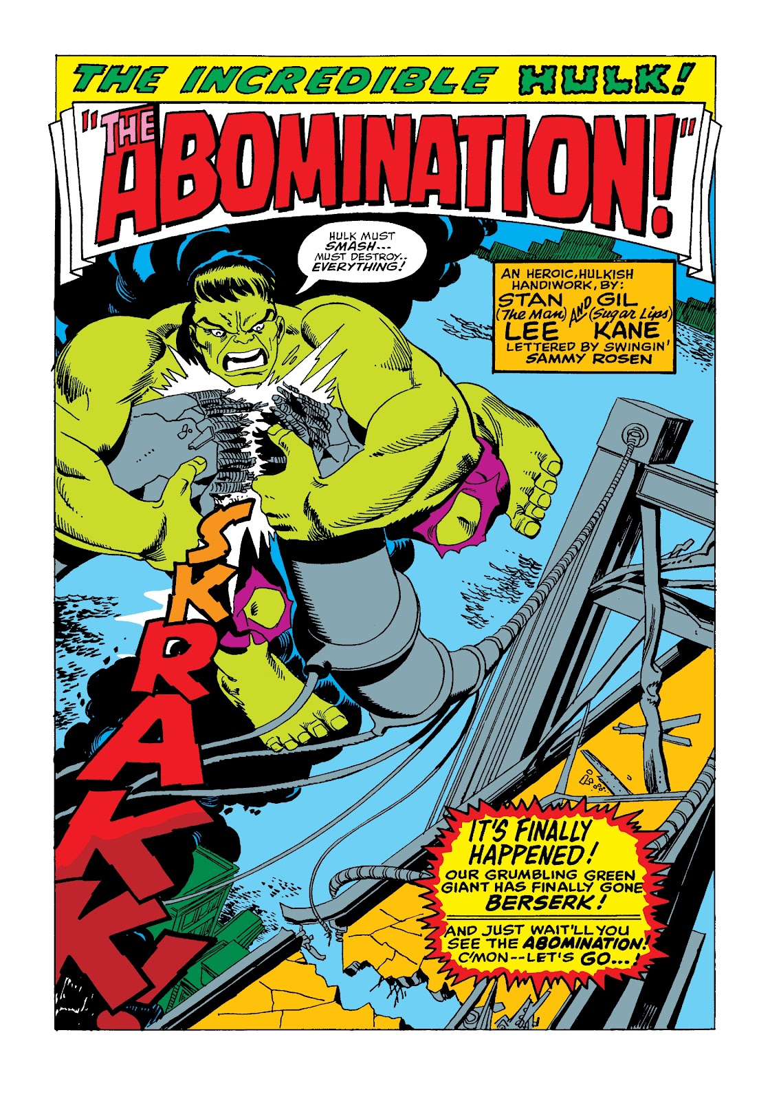 Read online Marvel Masterworks: The Incredible Hulk comic -  Issue # TPB 3 (Part 2) - 18
