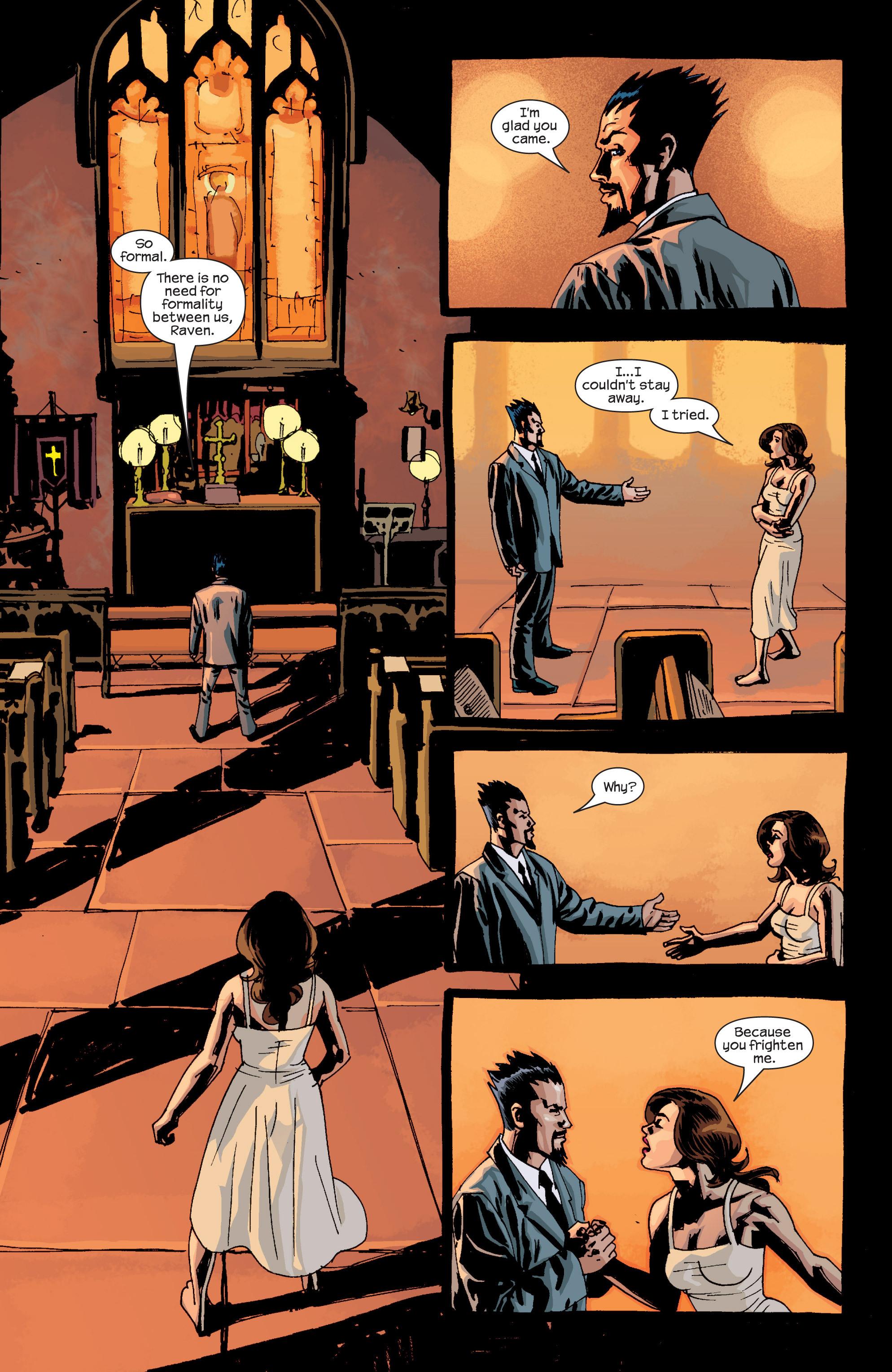 Read online Uncanny X-Men (1963) comic -  Issue #428 - 15