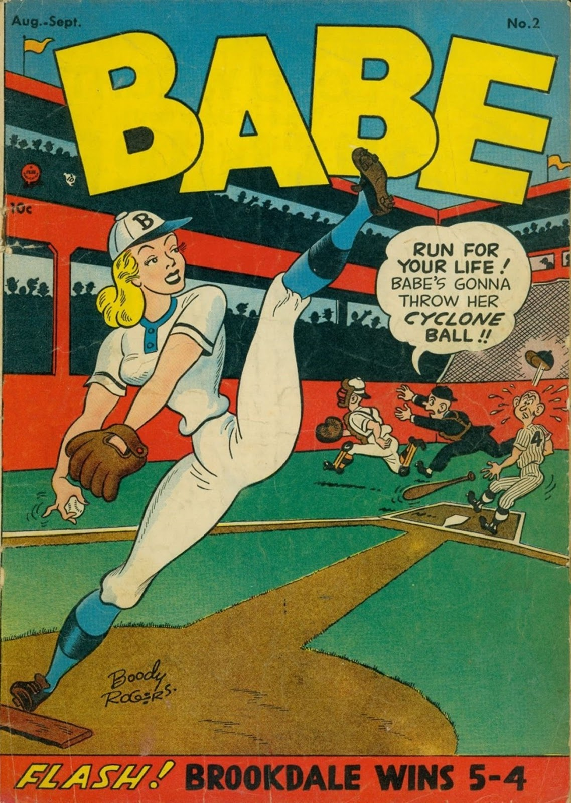 Babe (1948) issue 2 - Page 1