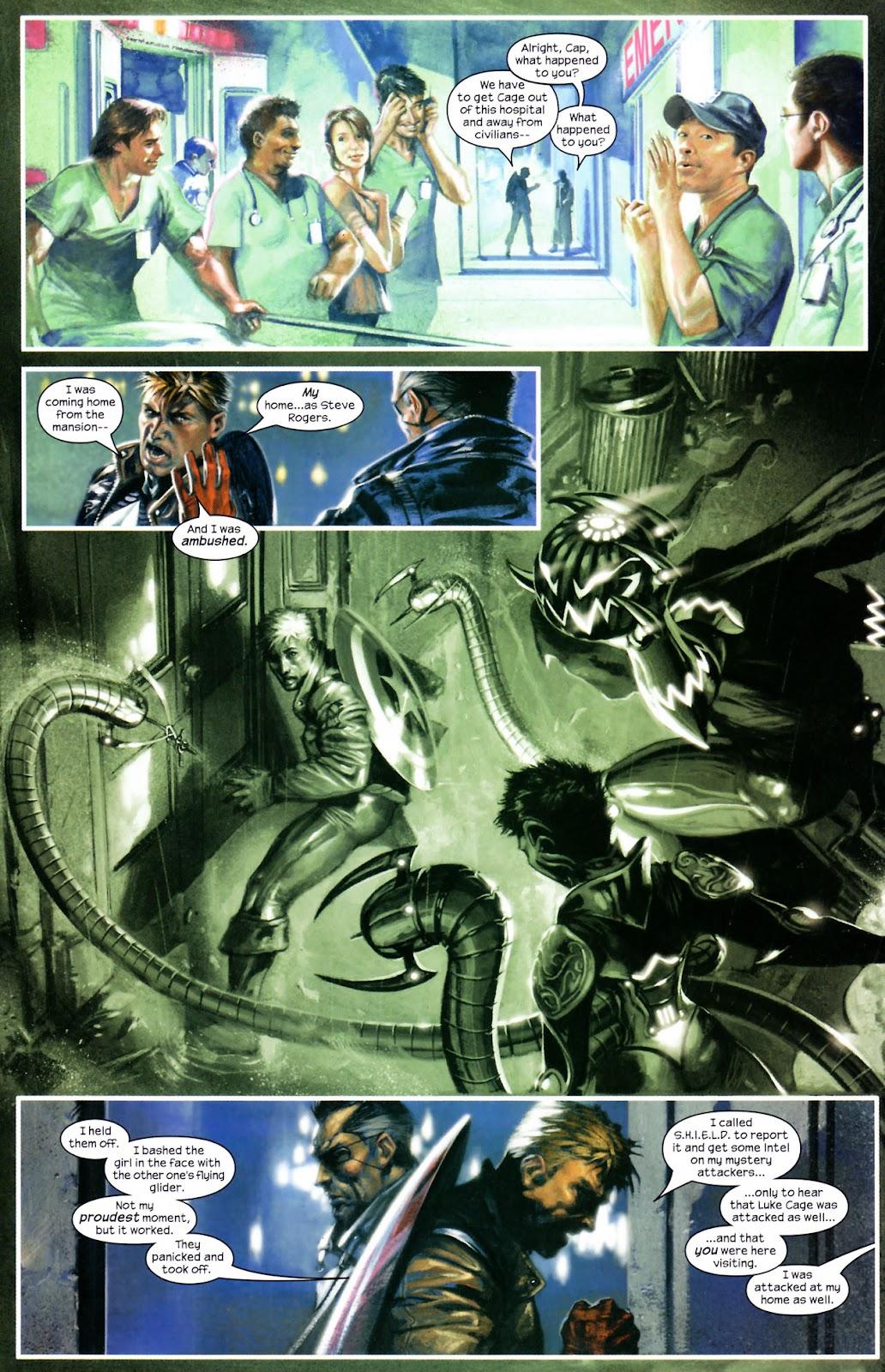 Read online Secret War comic -  Issue #3 - 18