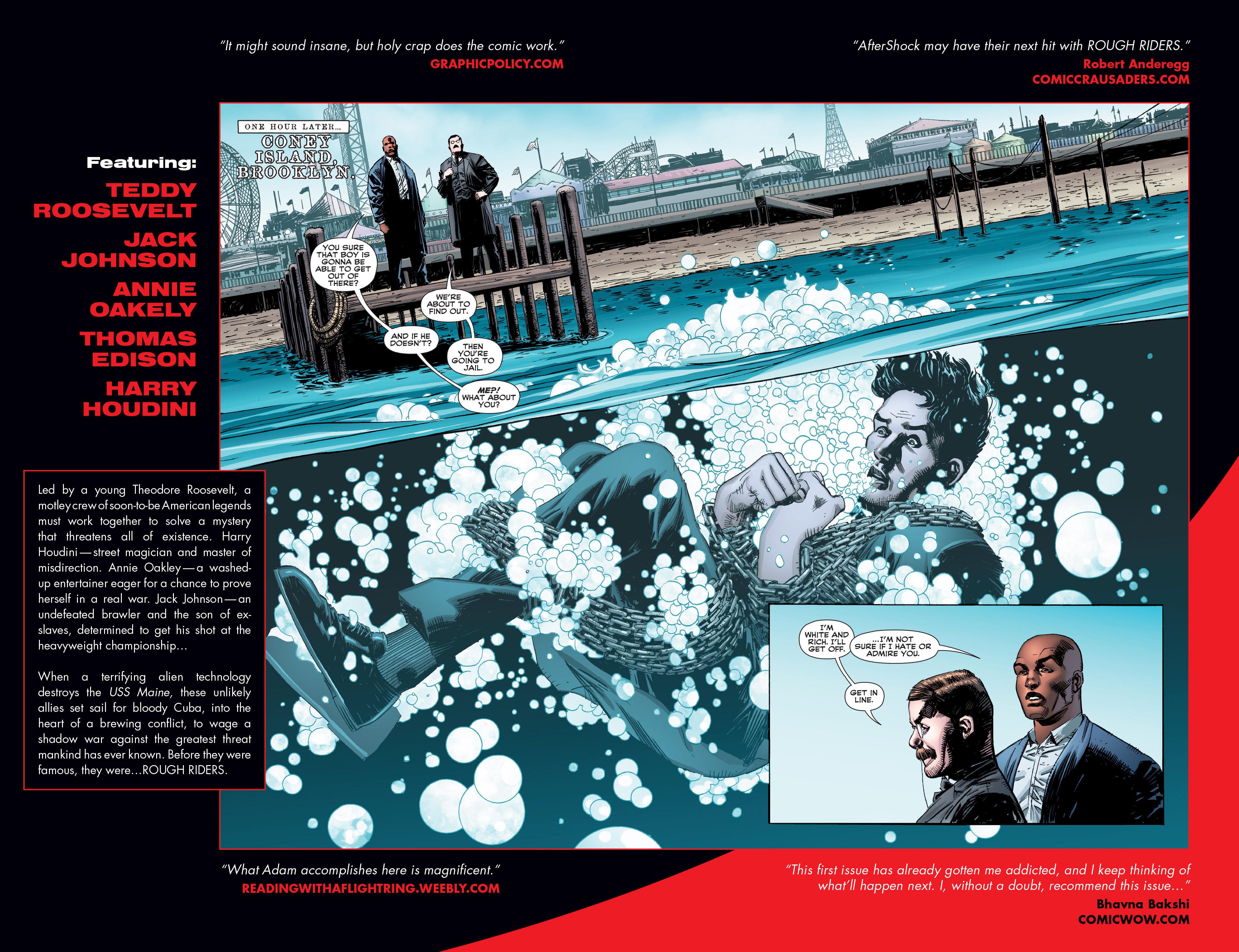 Read online Aftershock Genesis comic -  Issue #1 - 37