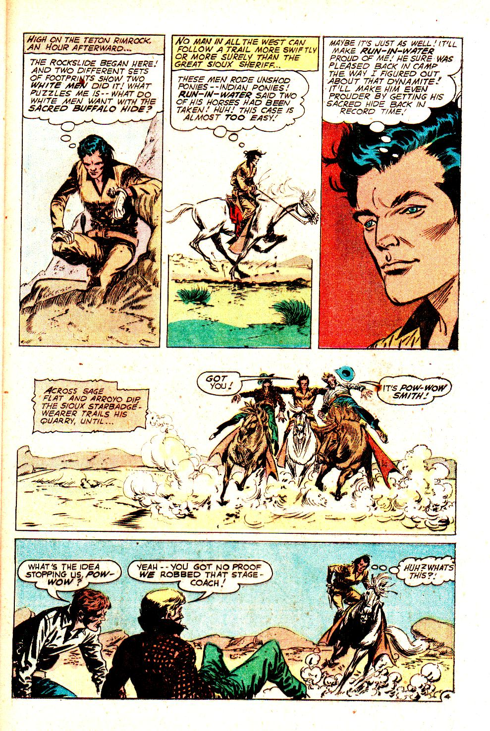 Read online All-Star Western (1970) comic -  Issue #11 - 31
