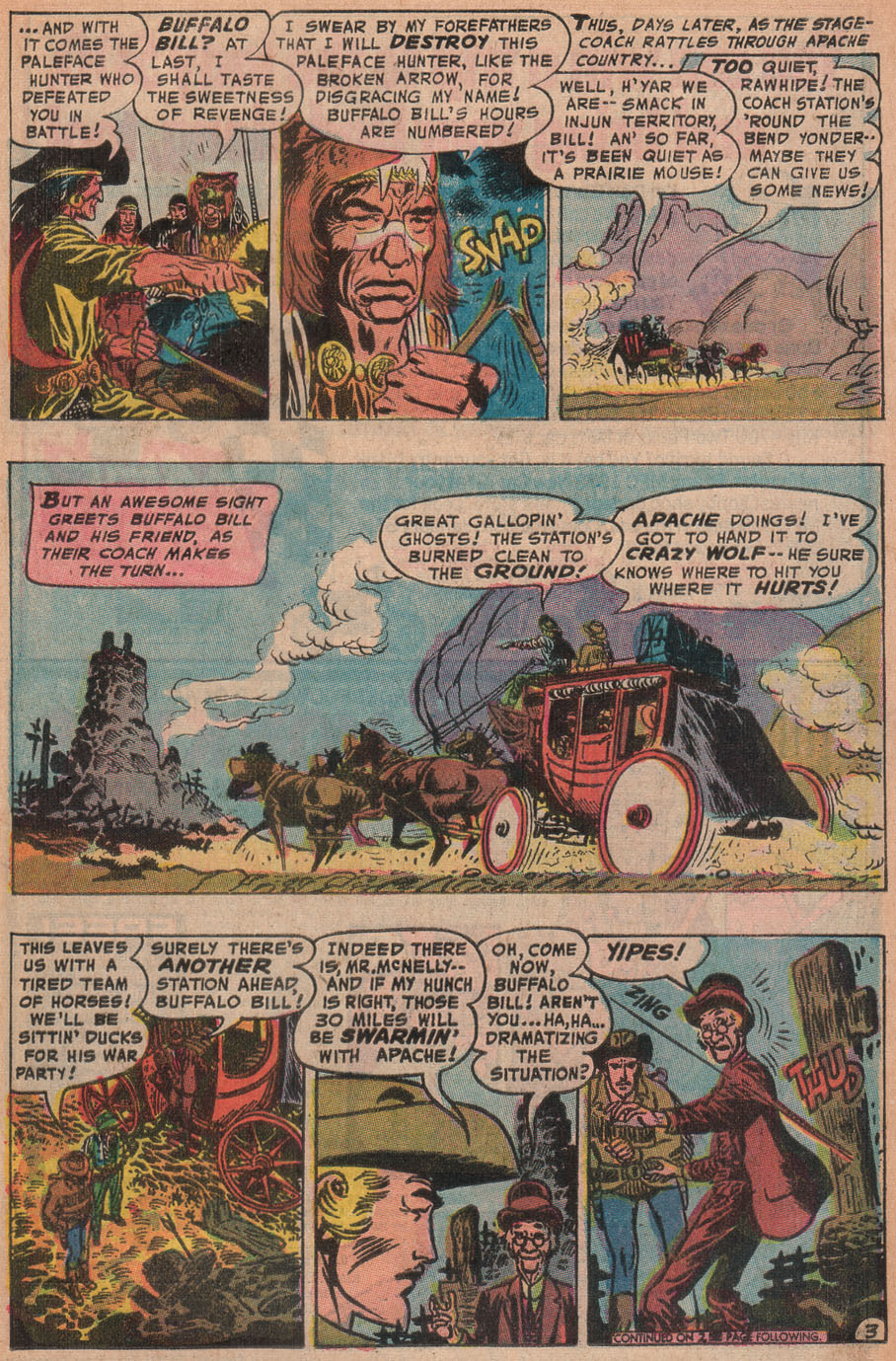 Read online All-Star Western (1970) comic -  Issue #9 - 19