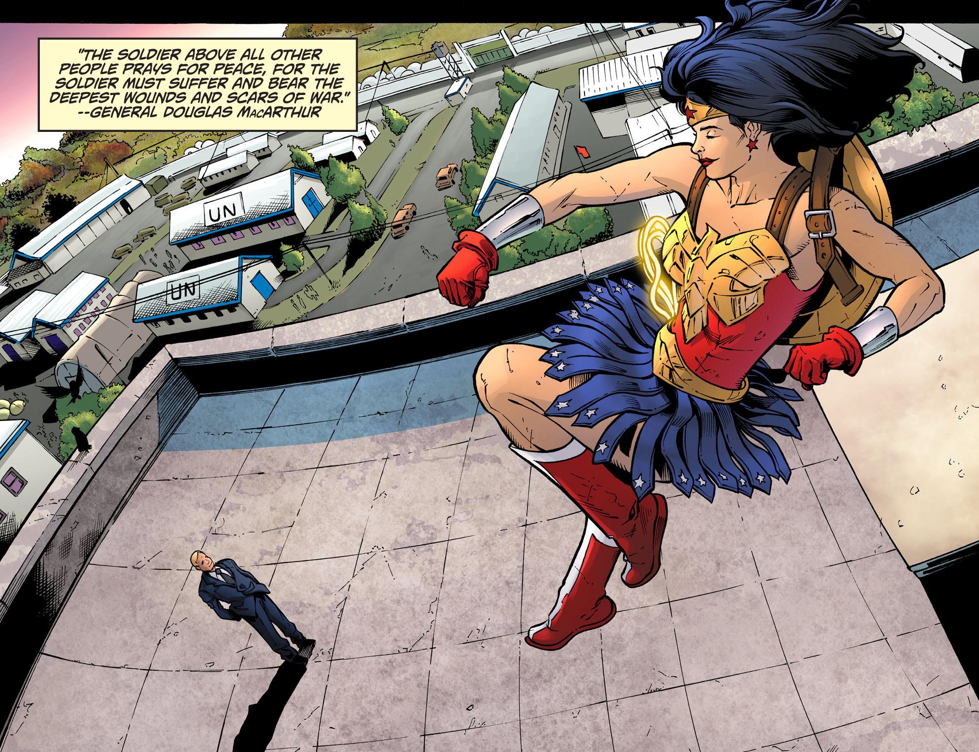 Read online Sensation Comics Featuring Wonder Woman comic -  Issue #33 - 4
