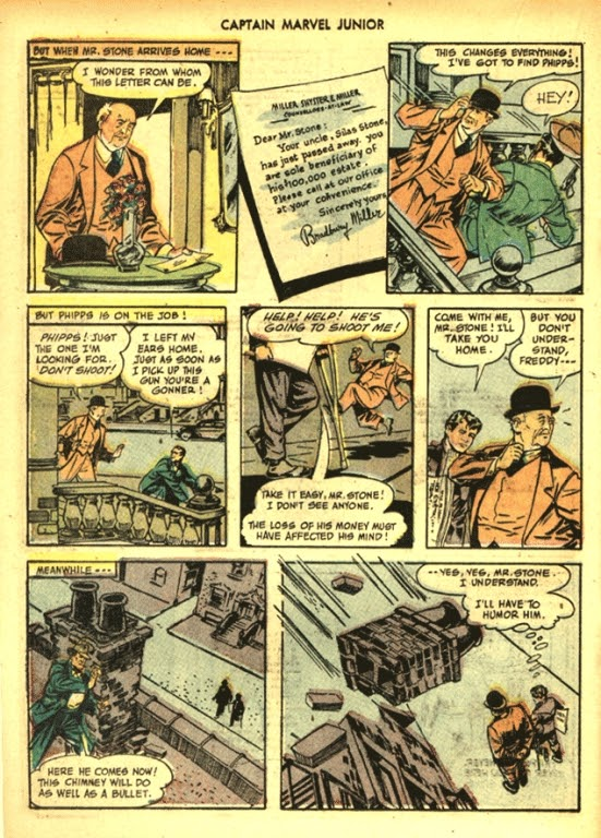 Captain Marvel, Jr. issue 39 - Page 19