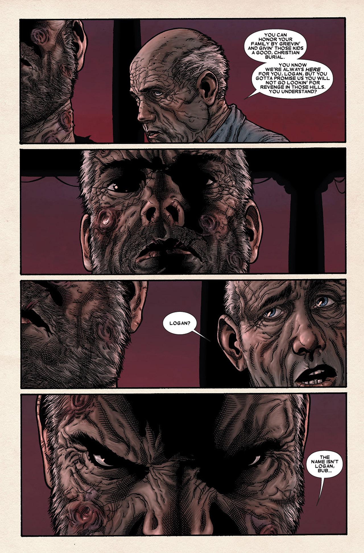 Read online Wolverine: Old Man Logan comic -  Issue # Full - 162