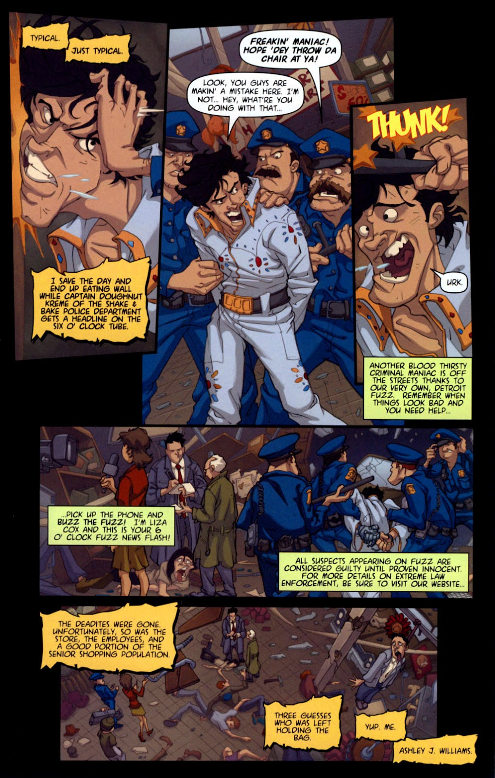 Army of Darkness vs. Re-Animator Issue #1 #1 - English 5