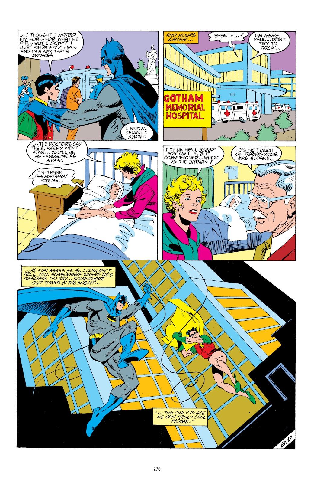 Read online Detective Comics (1937) comic -  Issue # _TPB Batman - The Dark Knight Detective 1 (Part 3) - 76