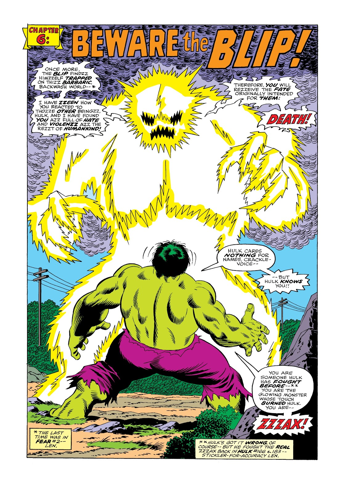Read online Marvel Masterworks: The Incredible Hulk comic -  Issue # TPB 12 (Part 1) - 72
