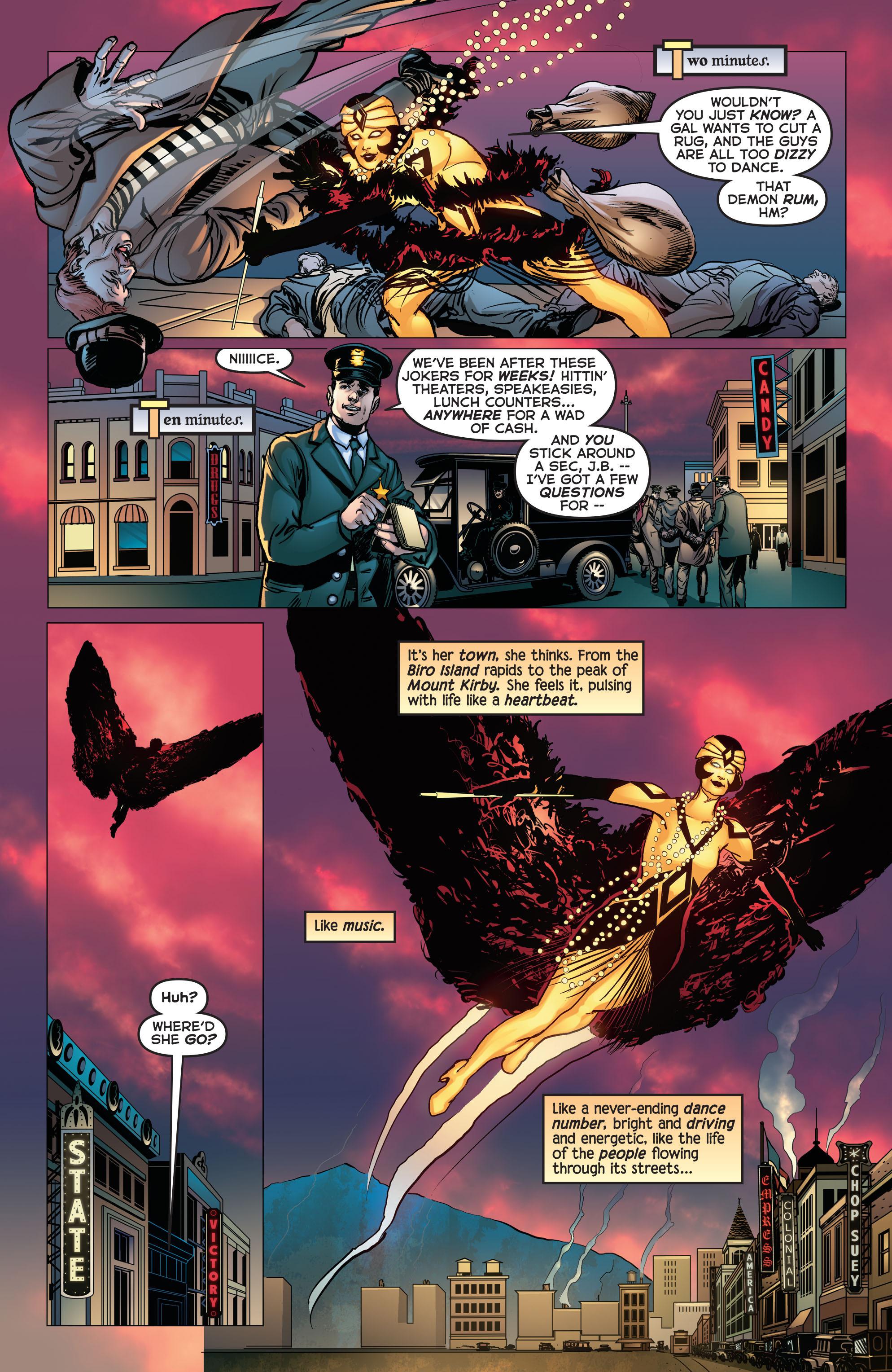 Read online Astro City comic -  Issue #38 - 5