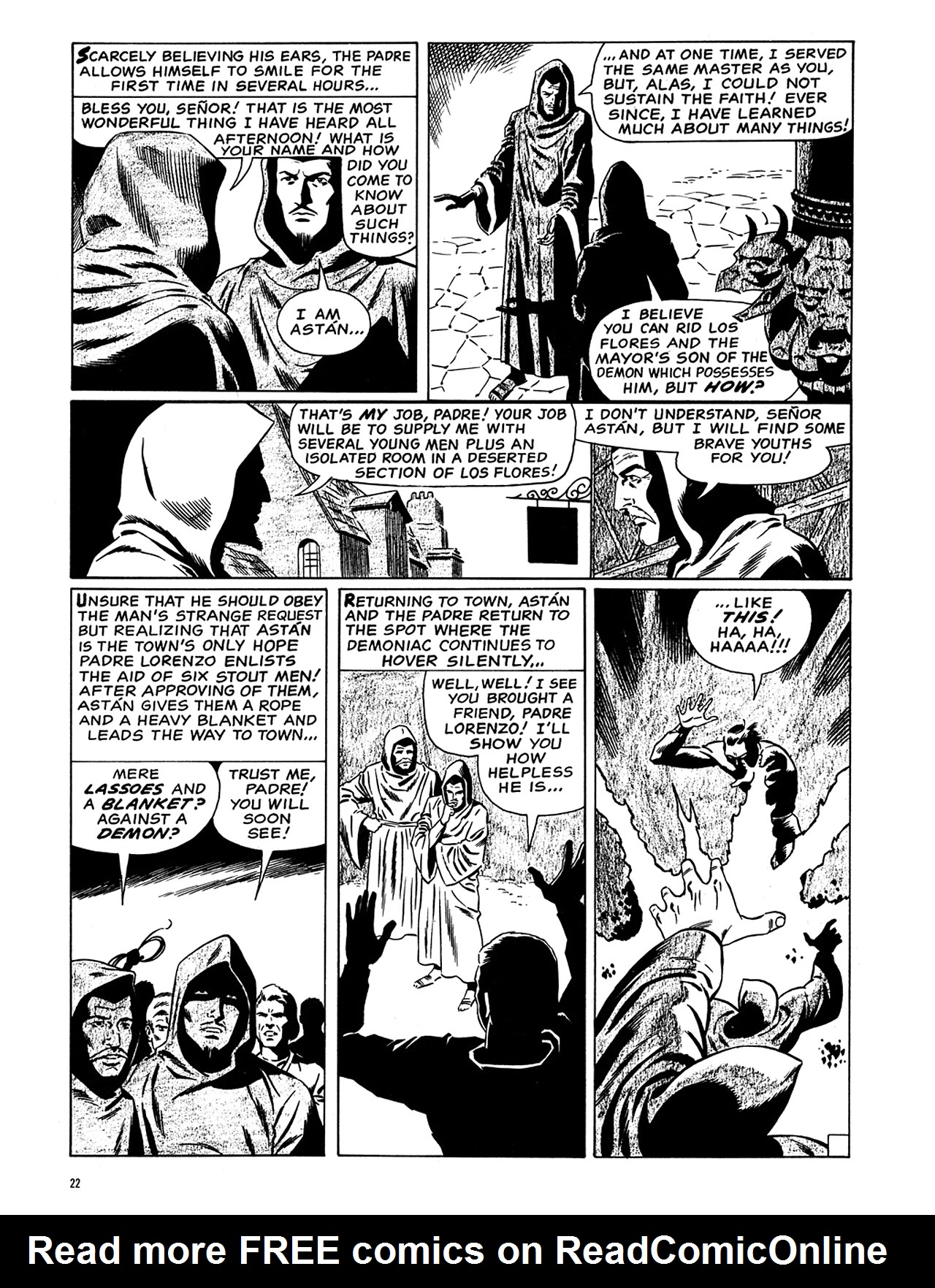 Read online Eerie Archives comic -  Issue # TPB 6 - 23
