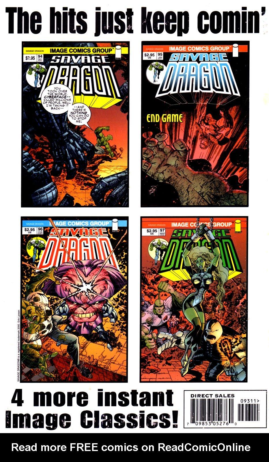 The Savage Dragon (1993) Issue #93 #96 - English 34