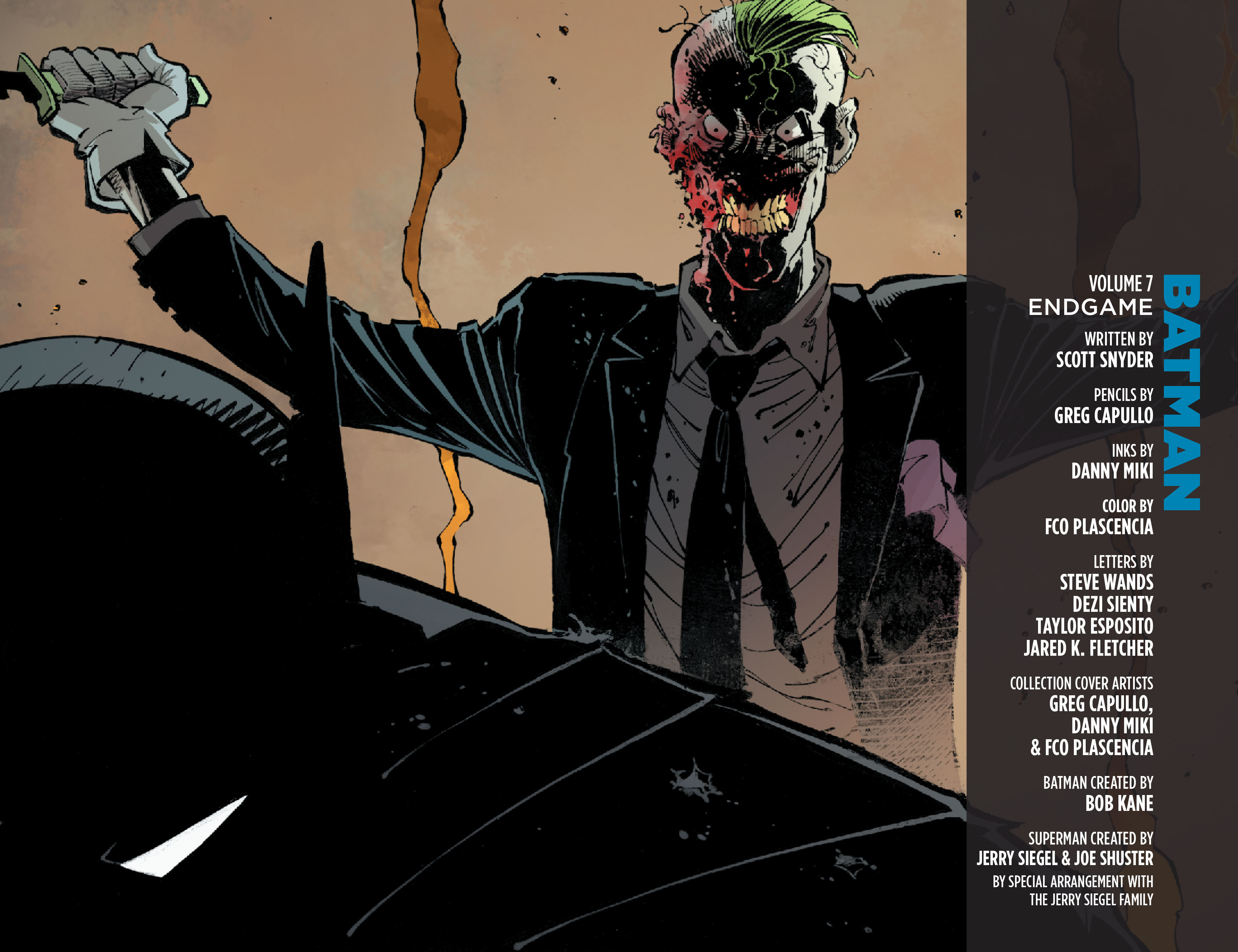 Read online Batman (2011) comic -  Issue # _TPB 7 - 3