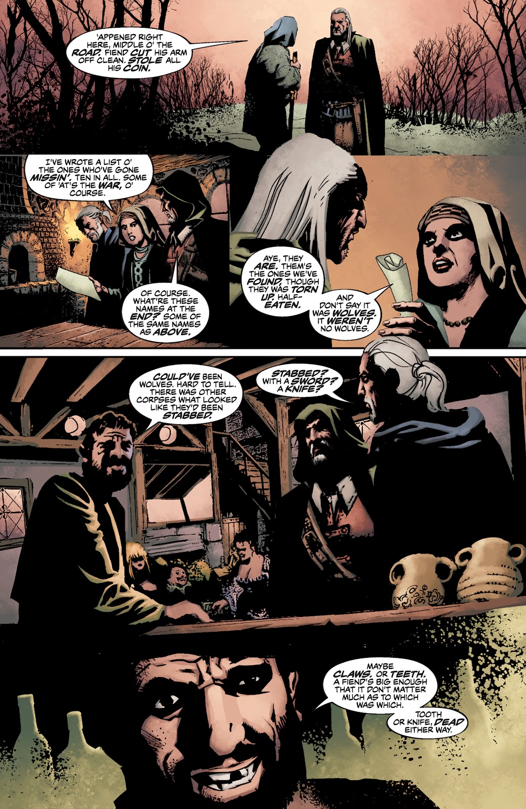 Read online The Witcher Omnibus comic -  Issue # TPB (Part 3) - 62