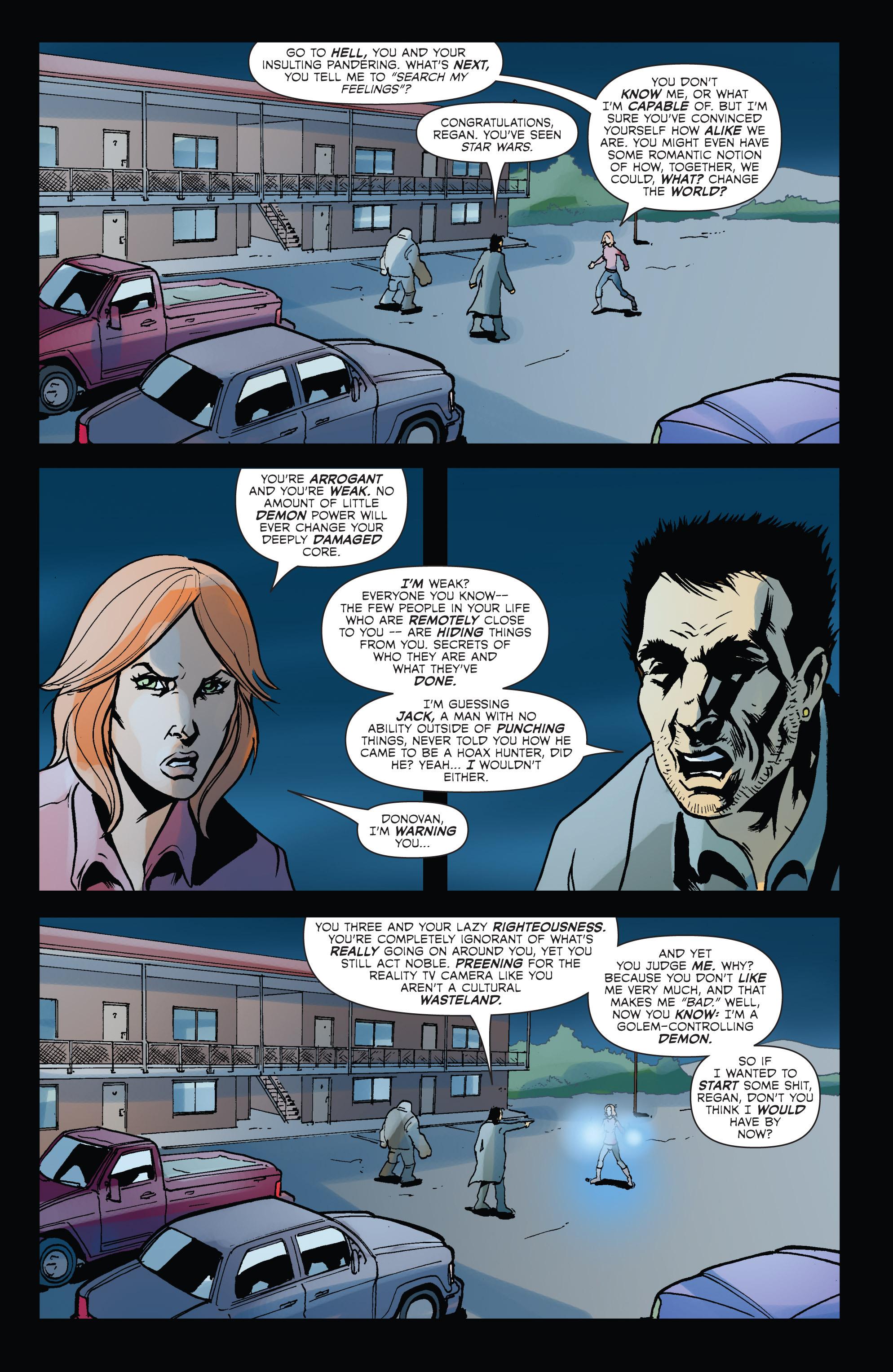 Read online Hoax Hunters (2012) comic -  Issue # TPB 2 - 54