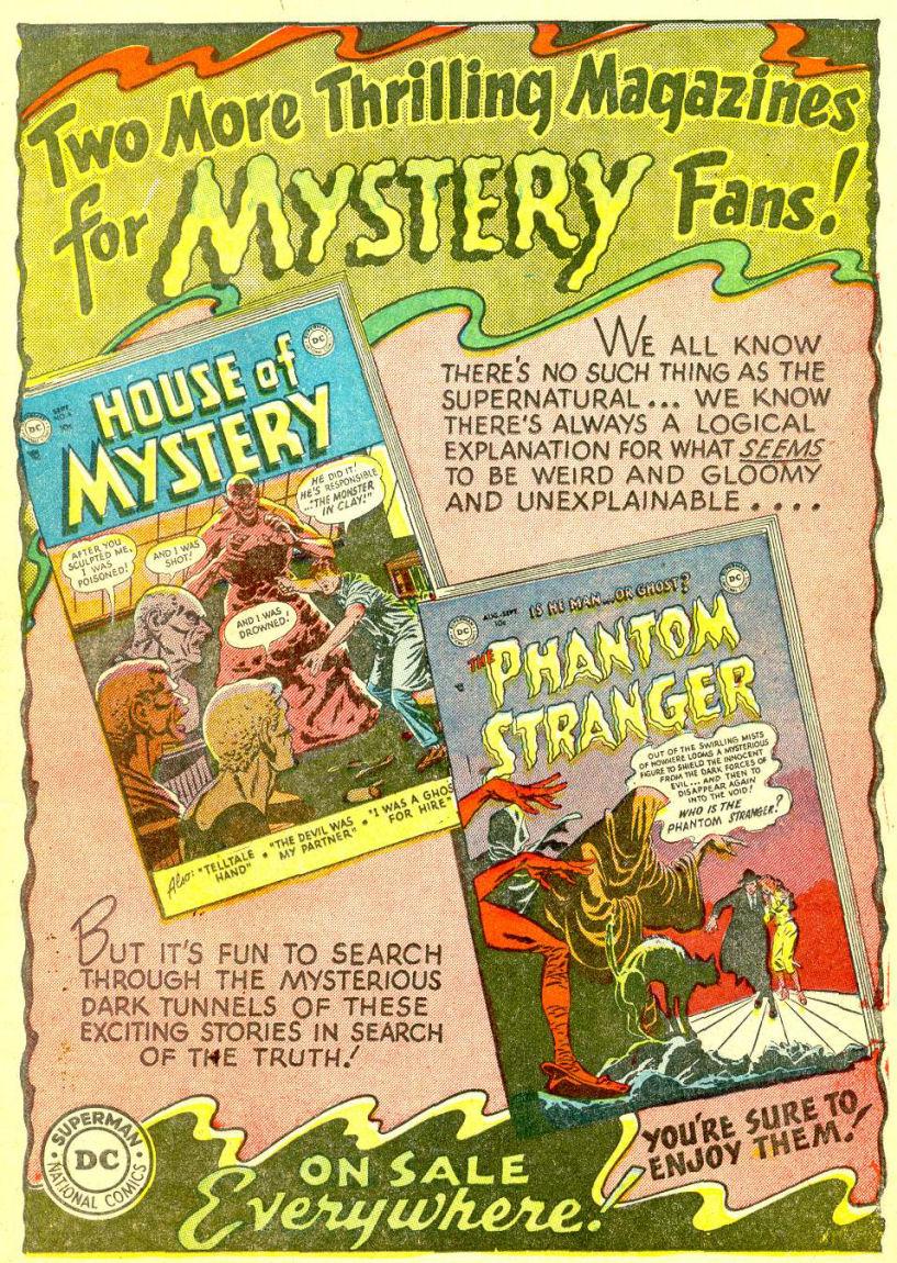 Read online Sensation (Mystery) Comics comic -  Issue #111 - 11