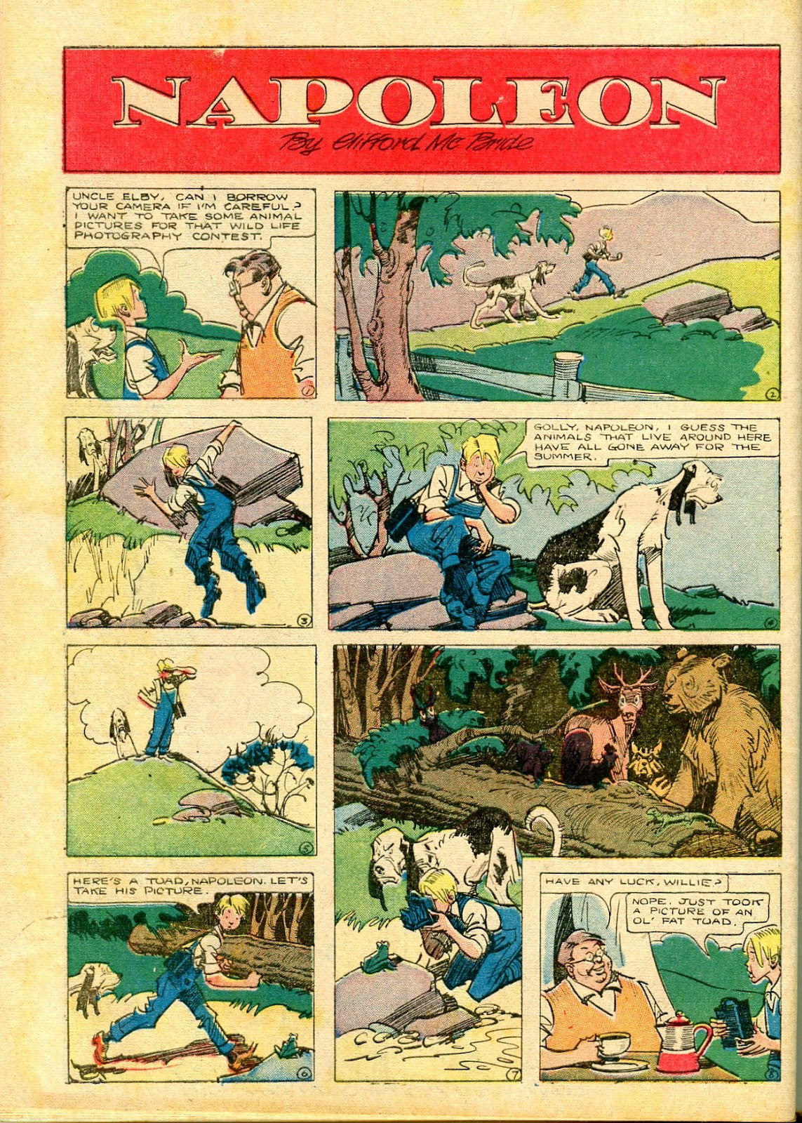 Read online Famous Funnies comic -  Issue #111 - 58