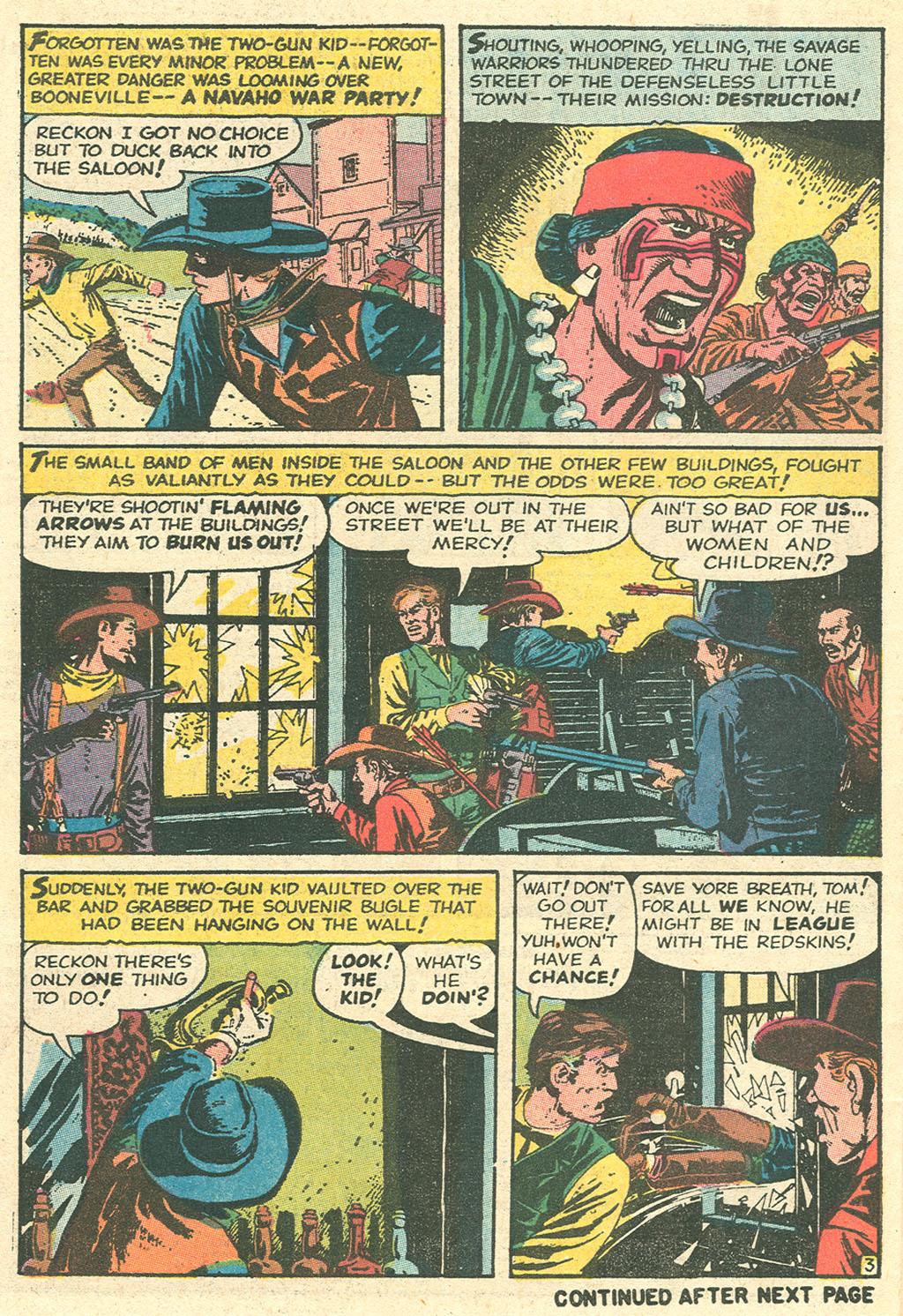 Read online Two-Gun Kid comic -  Issue #99 - 29