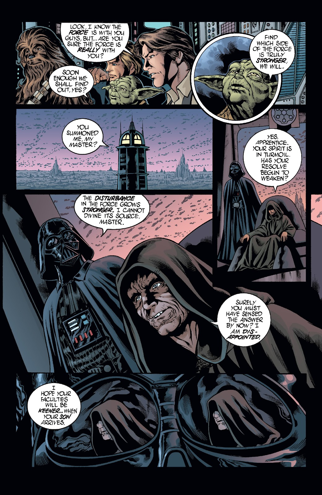 Read online Star Wars Legends: Infinities - Epic Collection comic -  Issue # TPB (Part 1) - 79