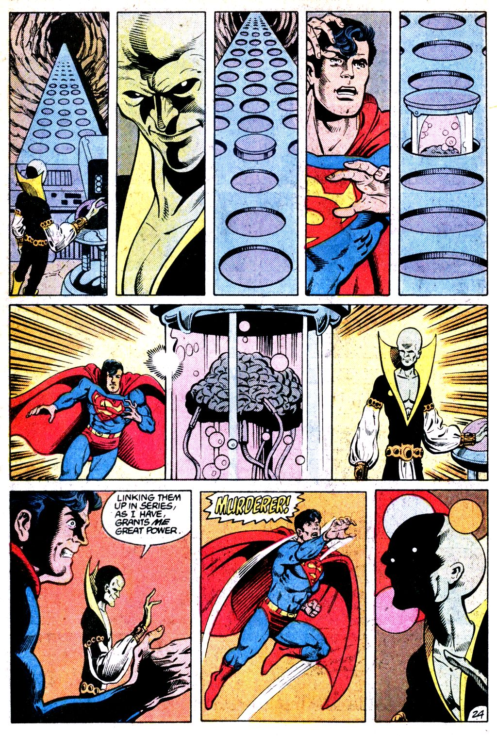 Read online Adventures of Superman (1987) comic -  Issue #Adventures of Superman (1987) _Annual 1 - 25