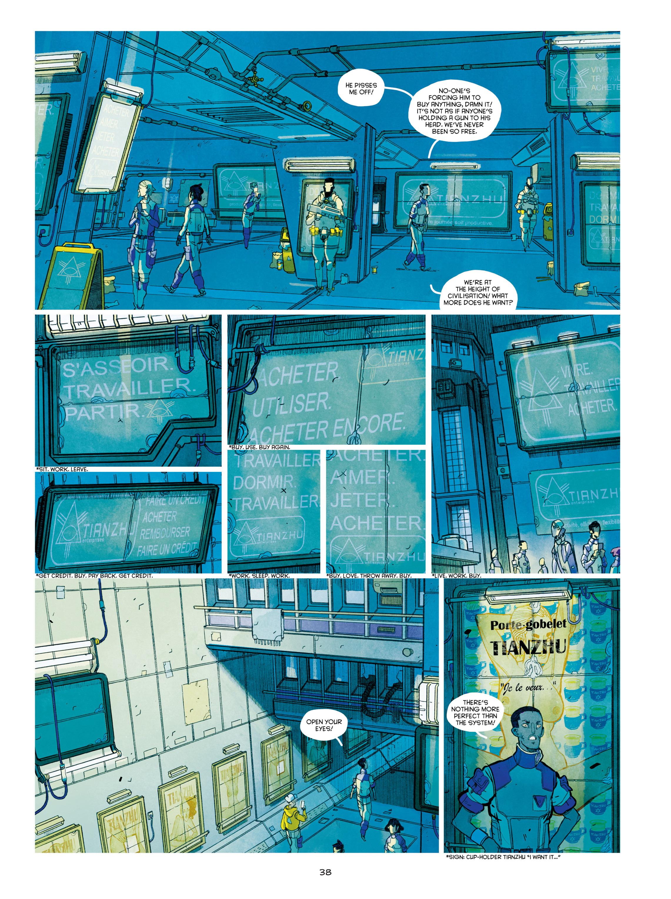 Read online Shangri-La comic -  Issue # Full - 40