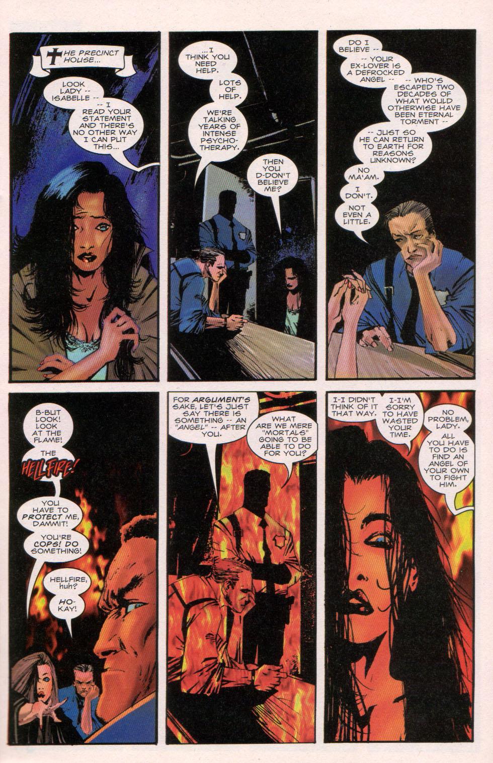Read online Hellshock comic -  Issue #3 - 11