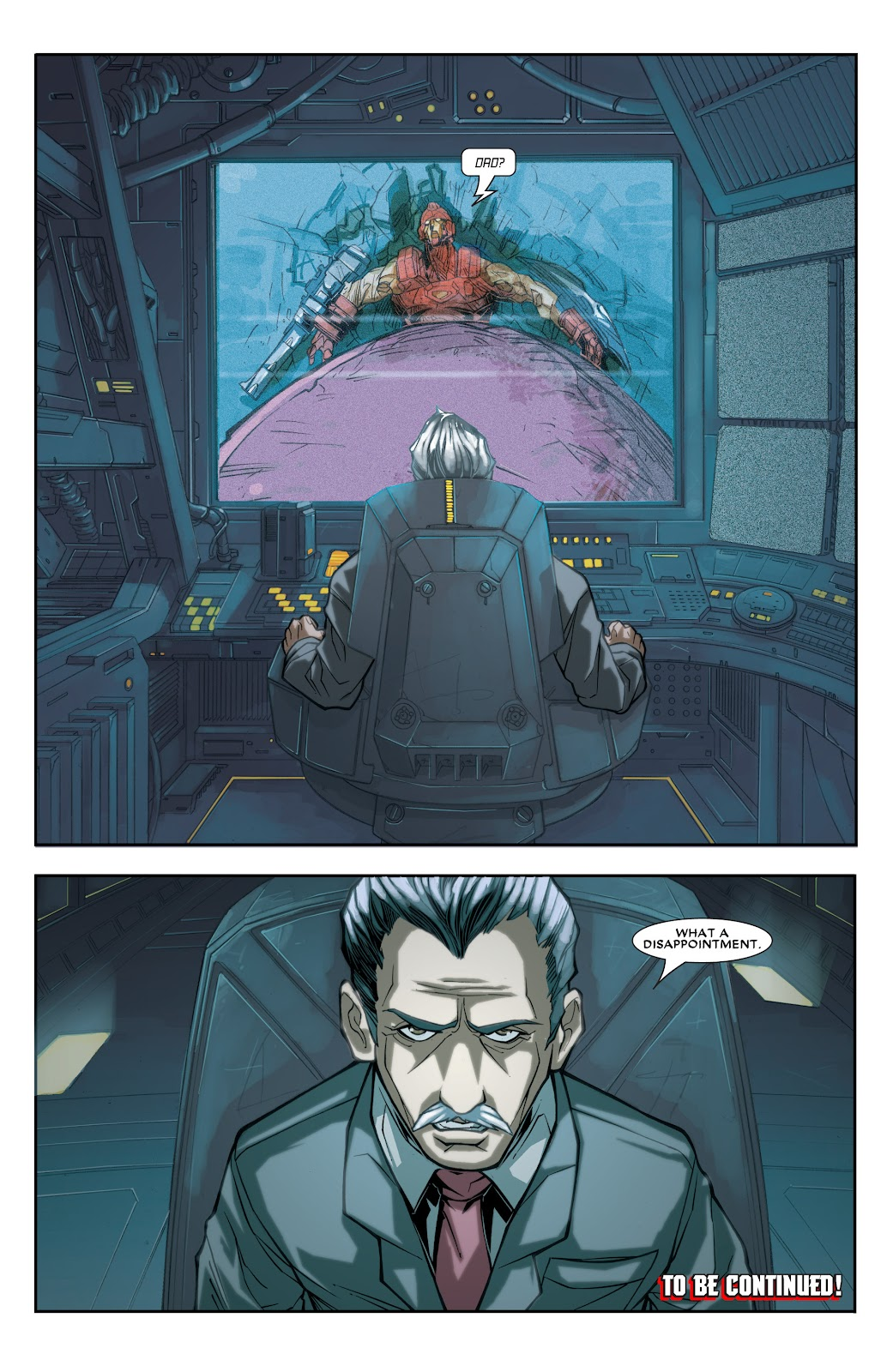 Iron Man: House of M Issue #1 #1 - English 24