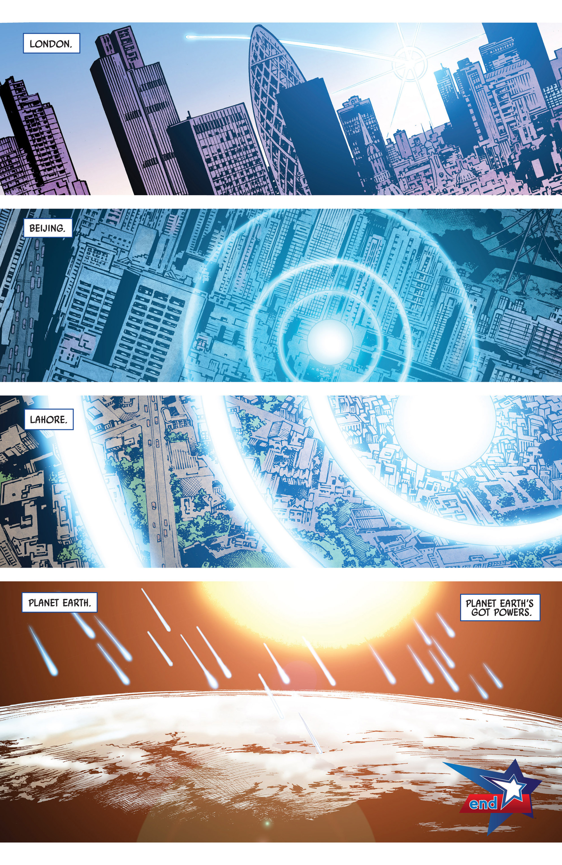 Read online America's Got Powers comic -  Issue #7 - 26