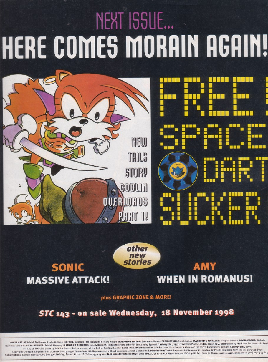 Read online Sonic the Comic comic -  Issue #142 - 21