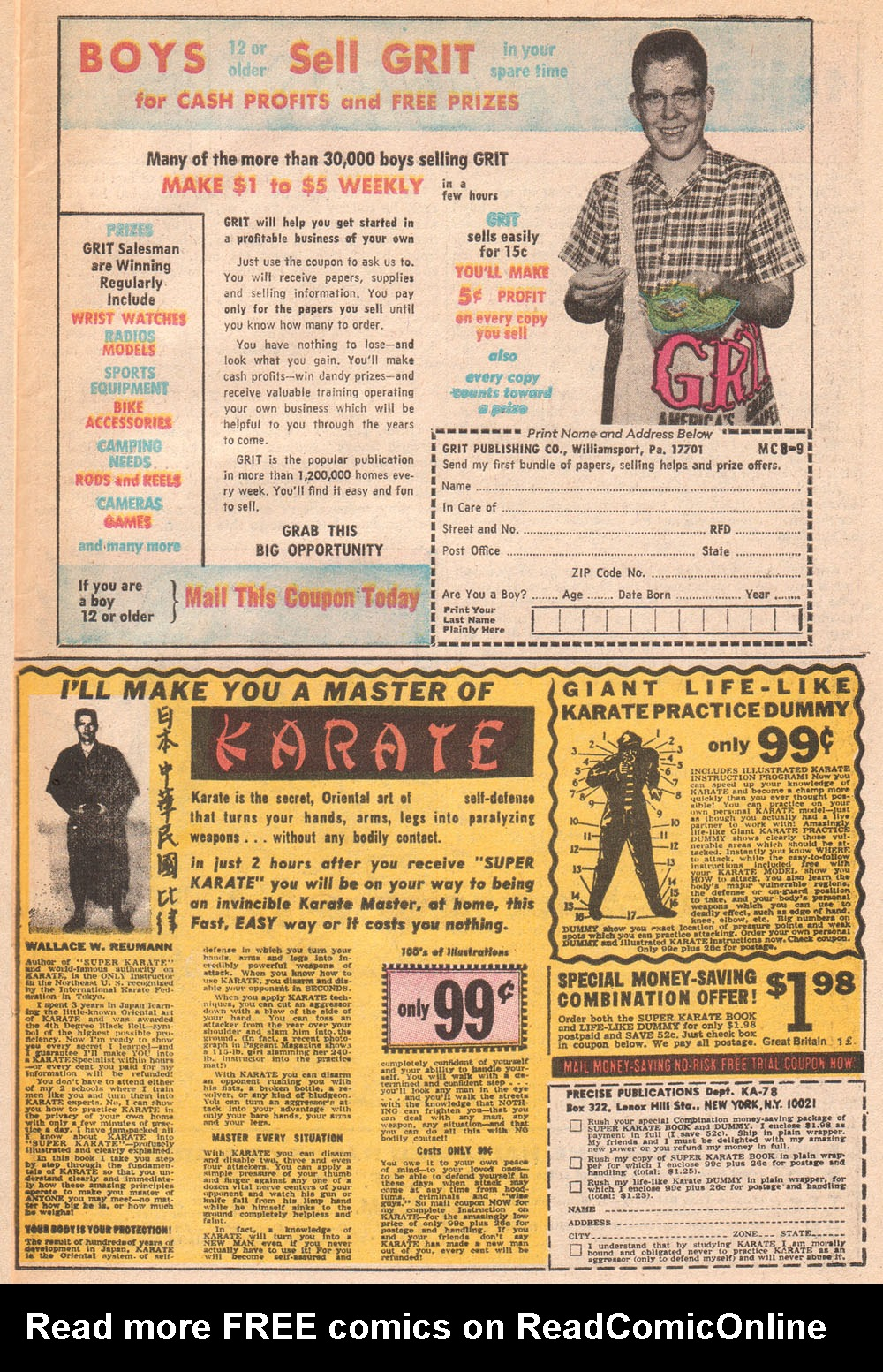 Read online Sgt. Fury comic -  Issue #70 - 31