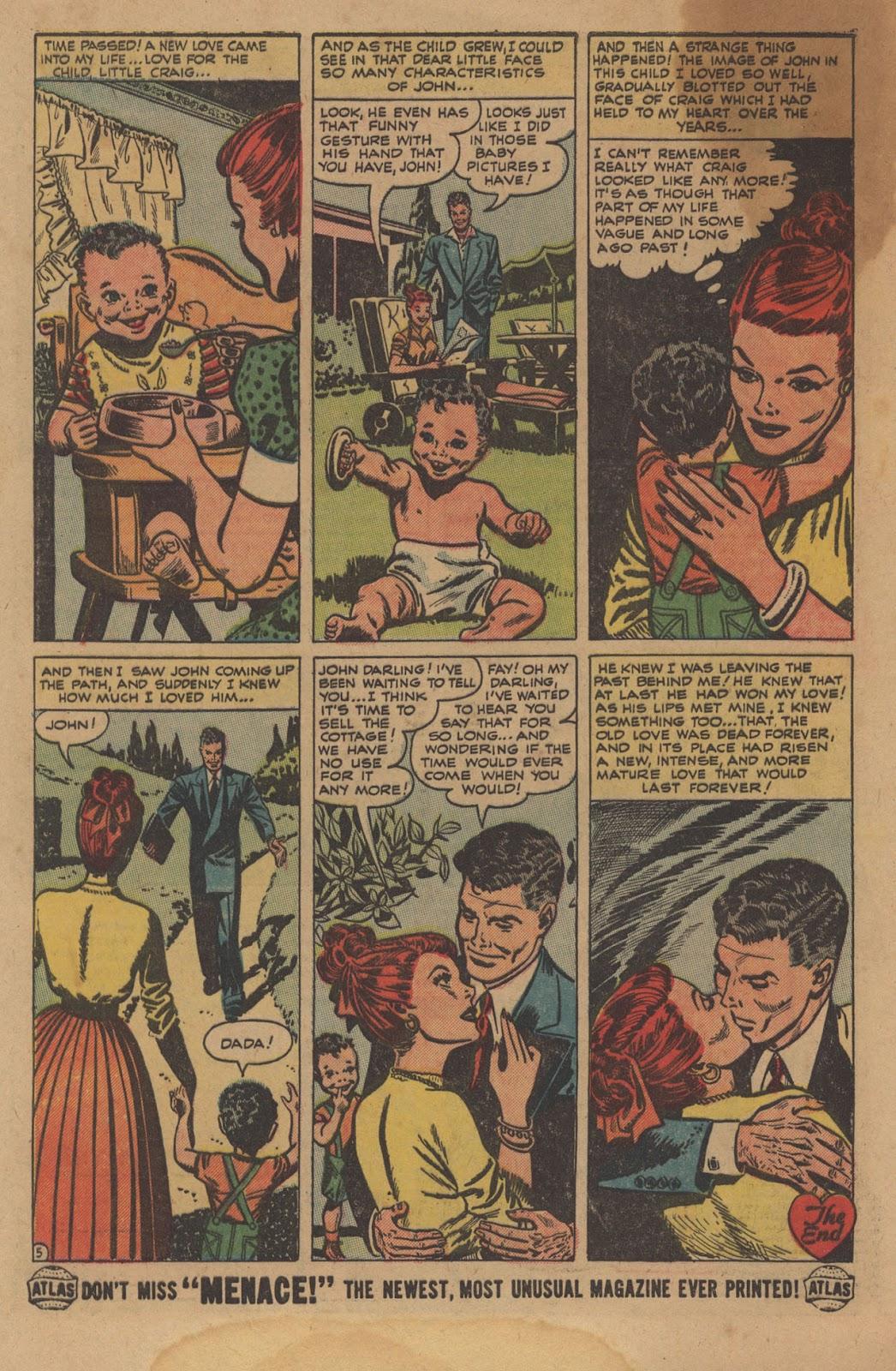 Love Romances (1949) issue 28 - Page 32