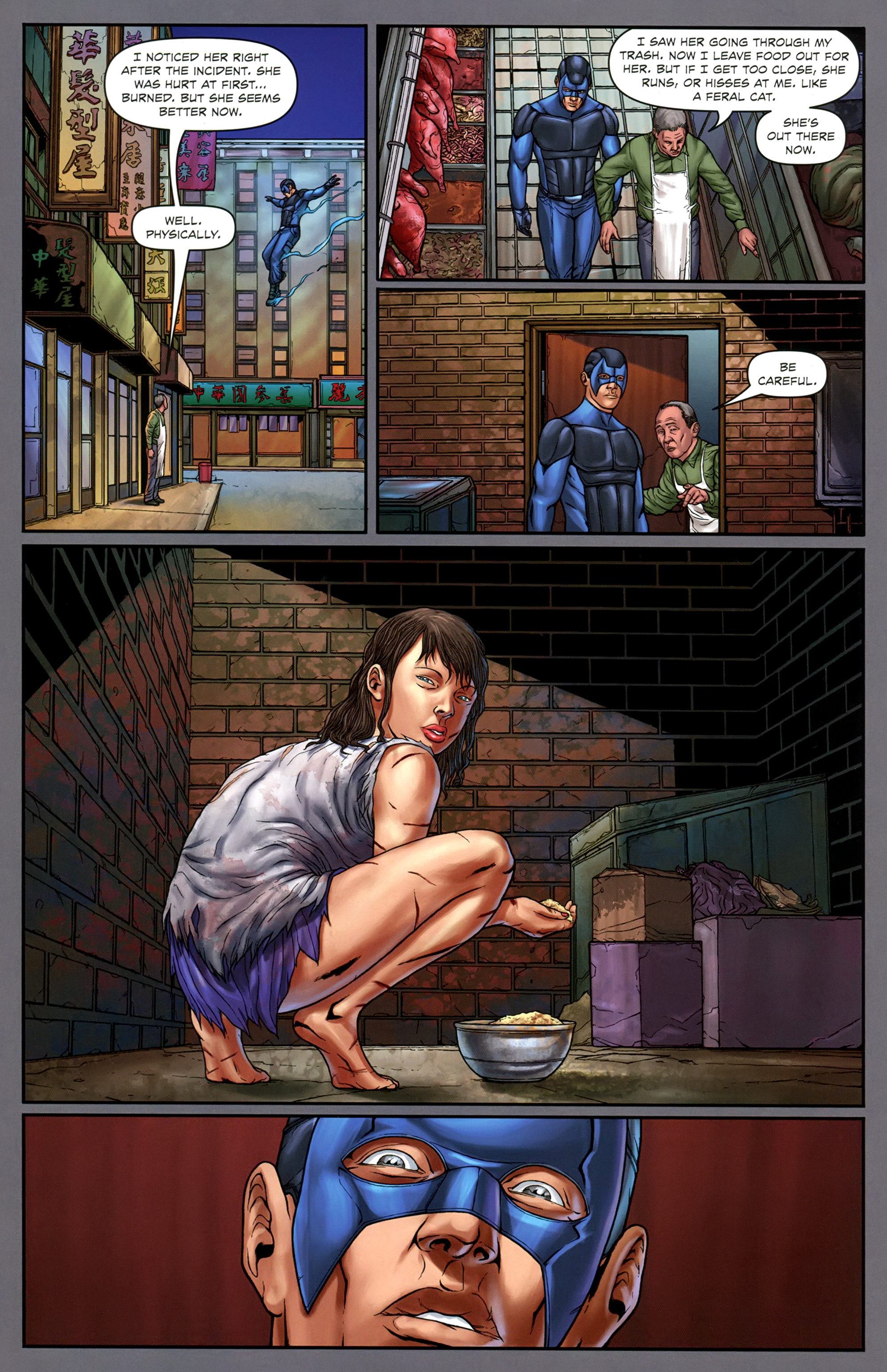 Read online Absolution: Rubicon comic -  Issue #3 - 14