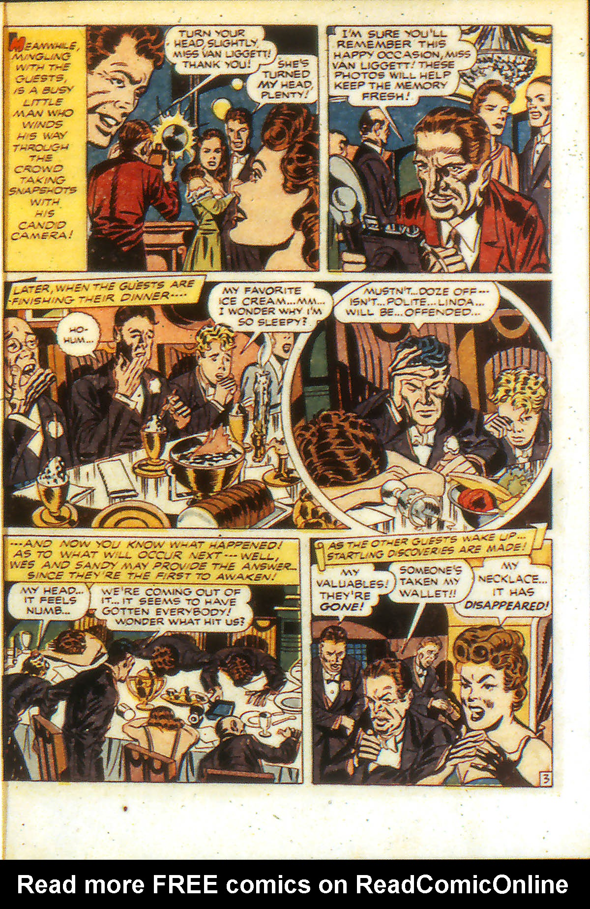 Read online Adventure Comics (1938) comic -  Issue #90 - 5