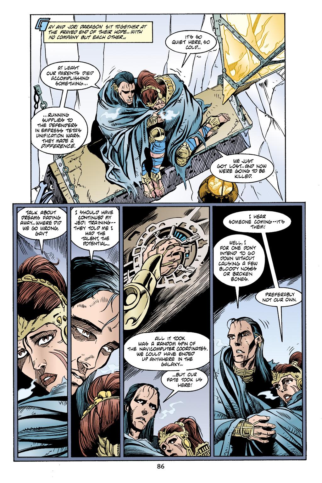 Read online Star Wars Omnibus comic -  Issue # Vol. 4 - 83