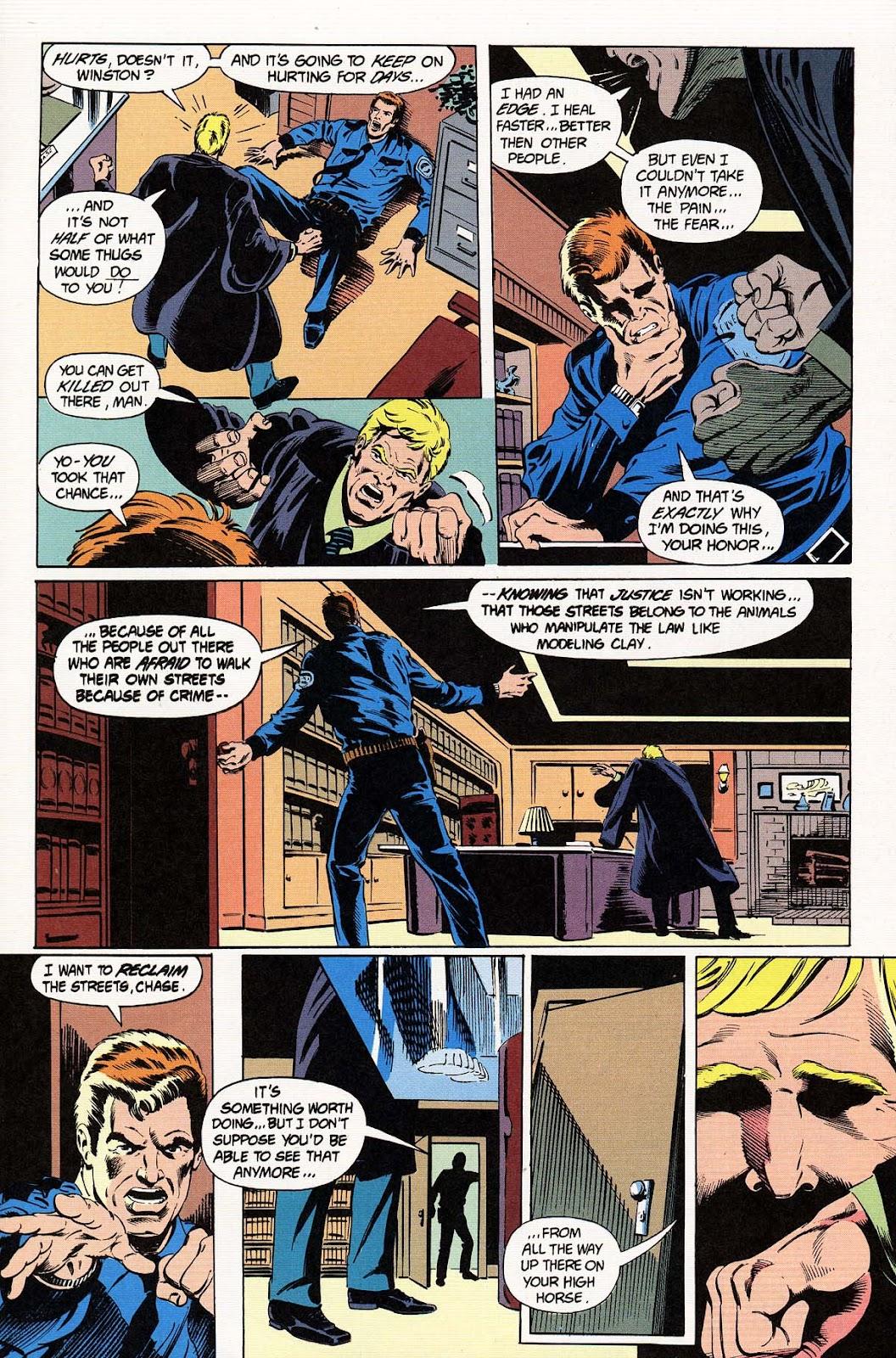 Vigilante (1983) issue 32 - Page 13