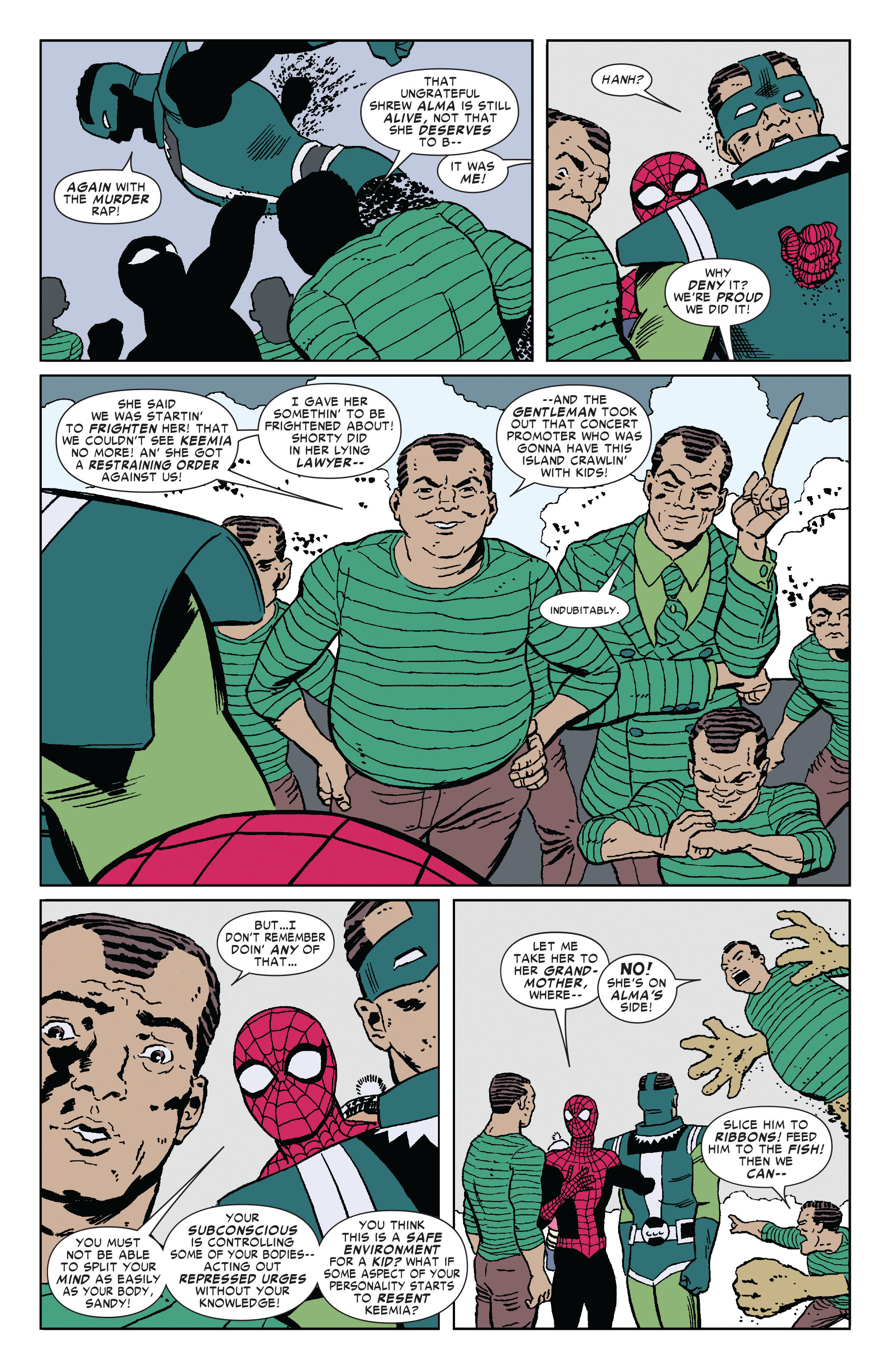 The Amazing Spider-Man (1963) 616 Page 10