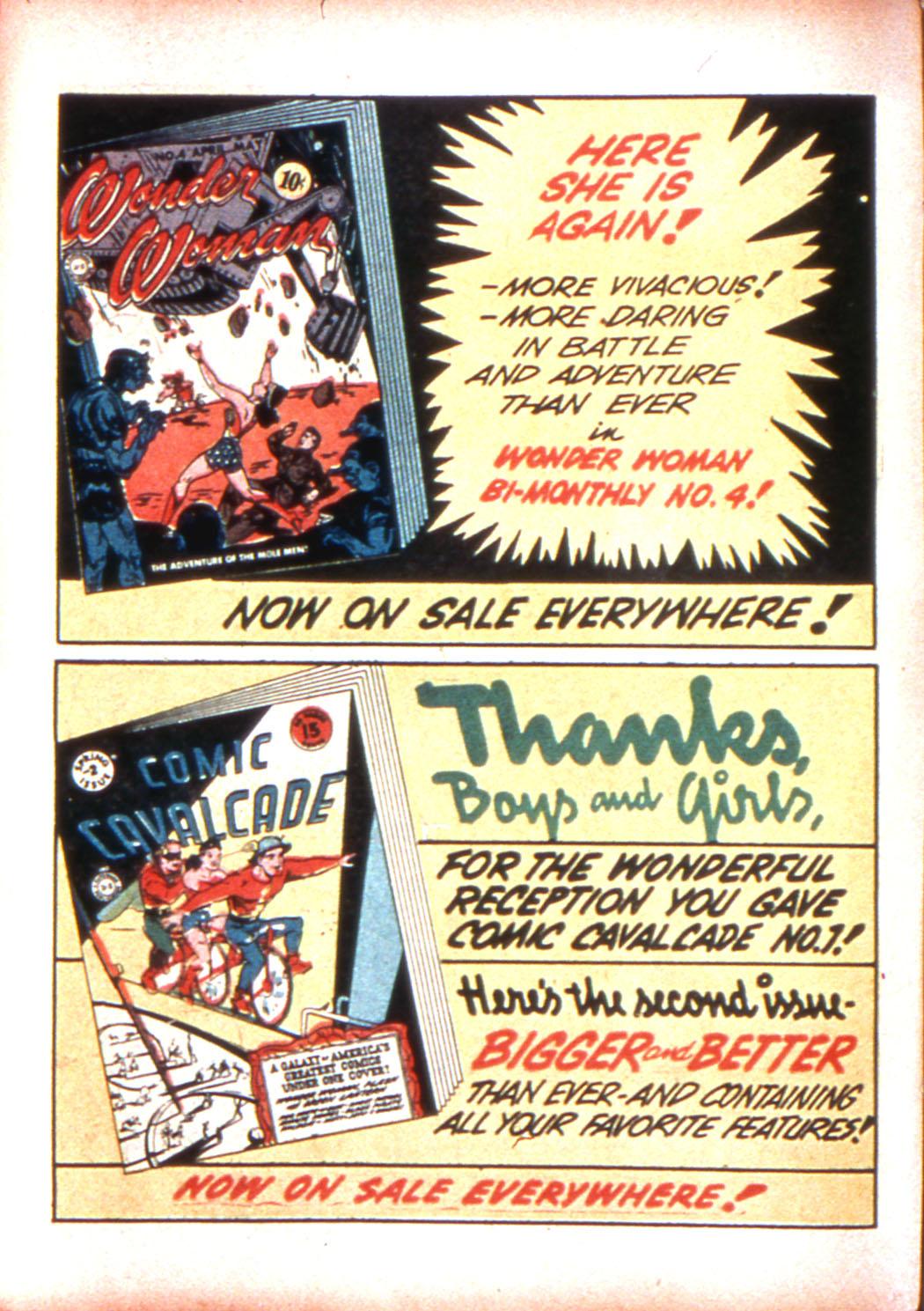 Read online Sensation (Mystery) Comics comic -  Issue #17 - 16