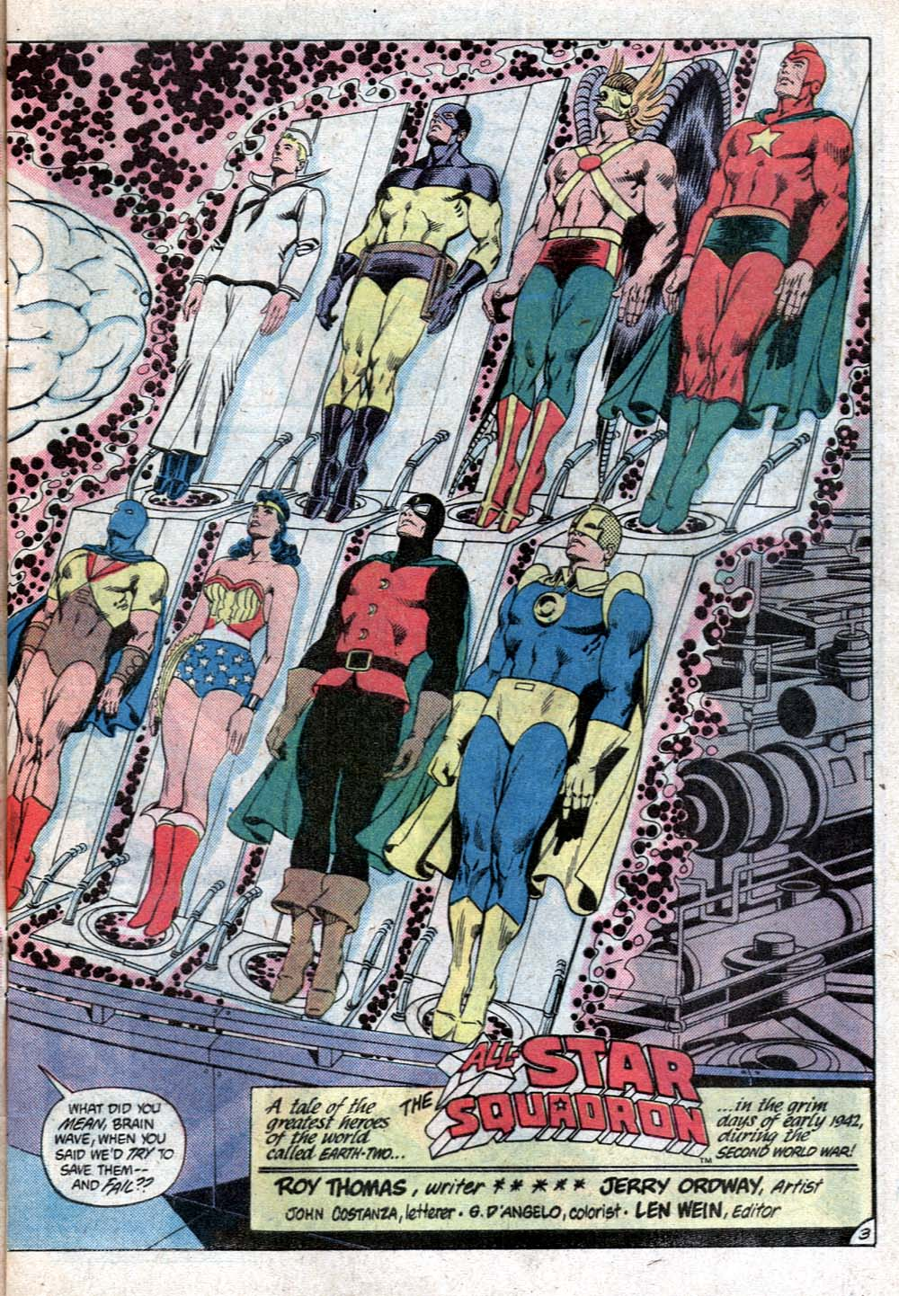 Read online All-Star Squadron comic -  Issue #20 - 6