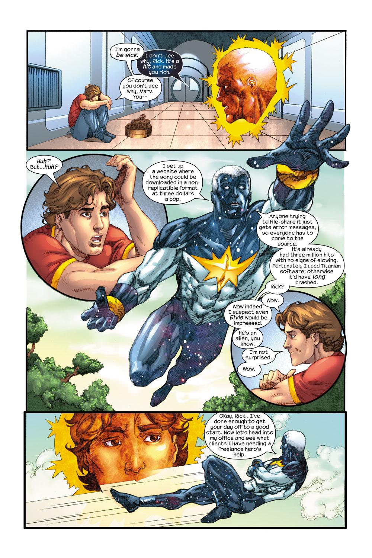Captain Marvel (2002) Issue #19 #19 - English 9
