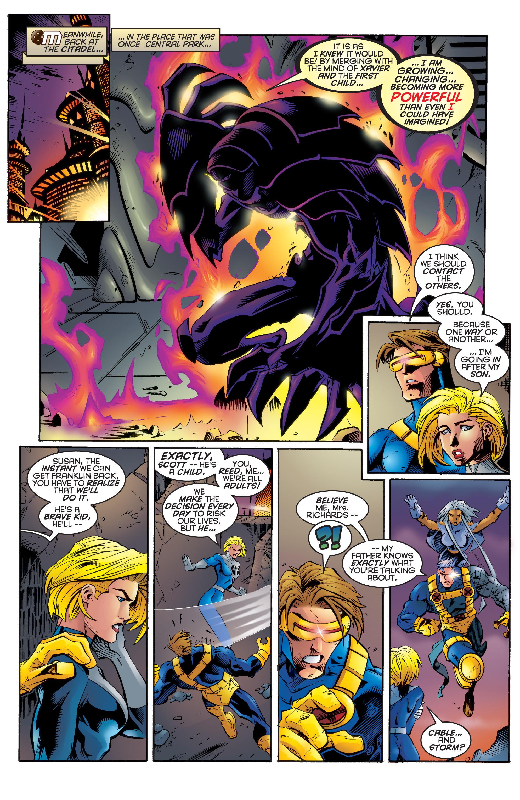 Read online Uncanny X-Men (1963) comic -  Issue #336 - 13