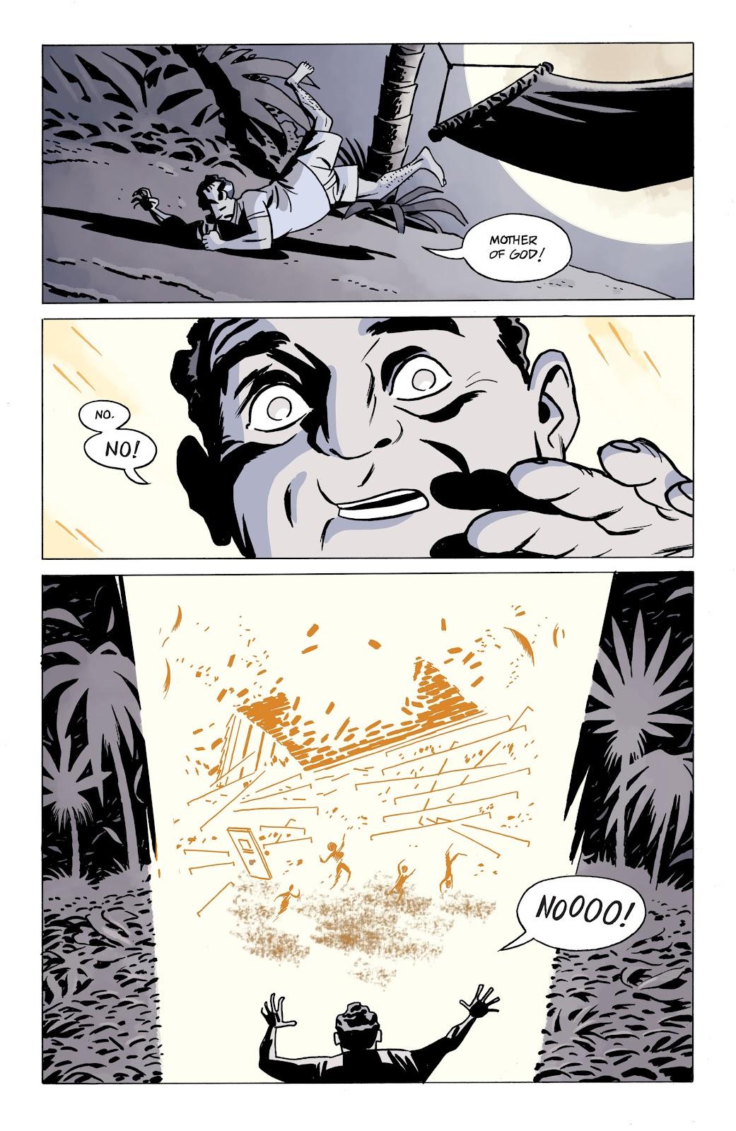 Read online The Twilight Children comic -  Issue #2 - 6