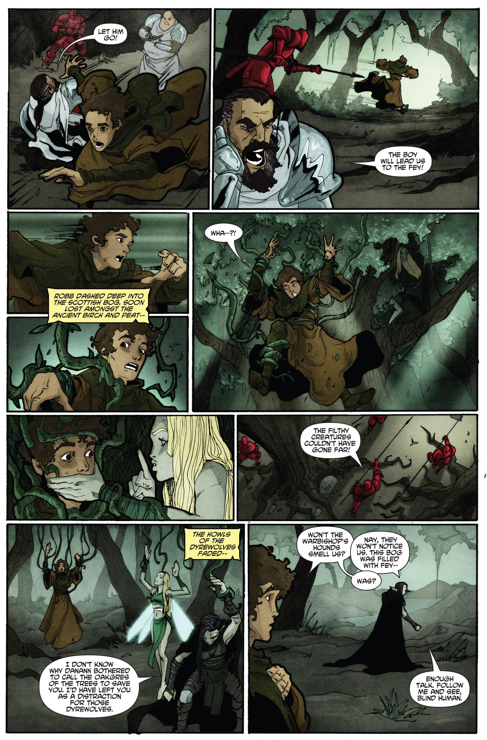 Read online Plague comic -  Issue #2 - 19
