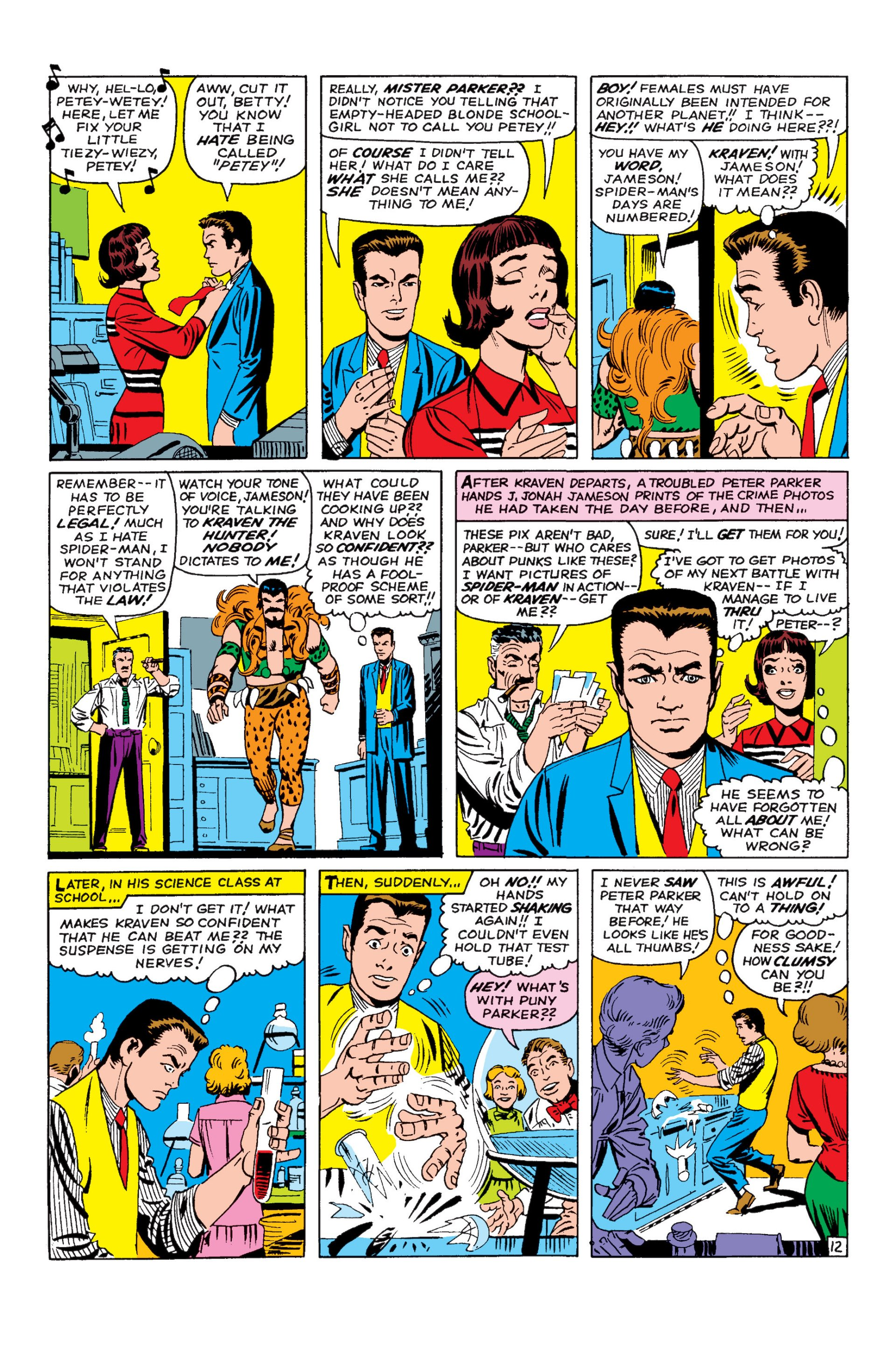 The Amazing Spider-Man (1963) 15 Page 12