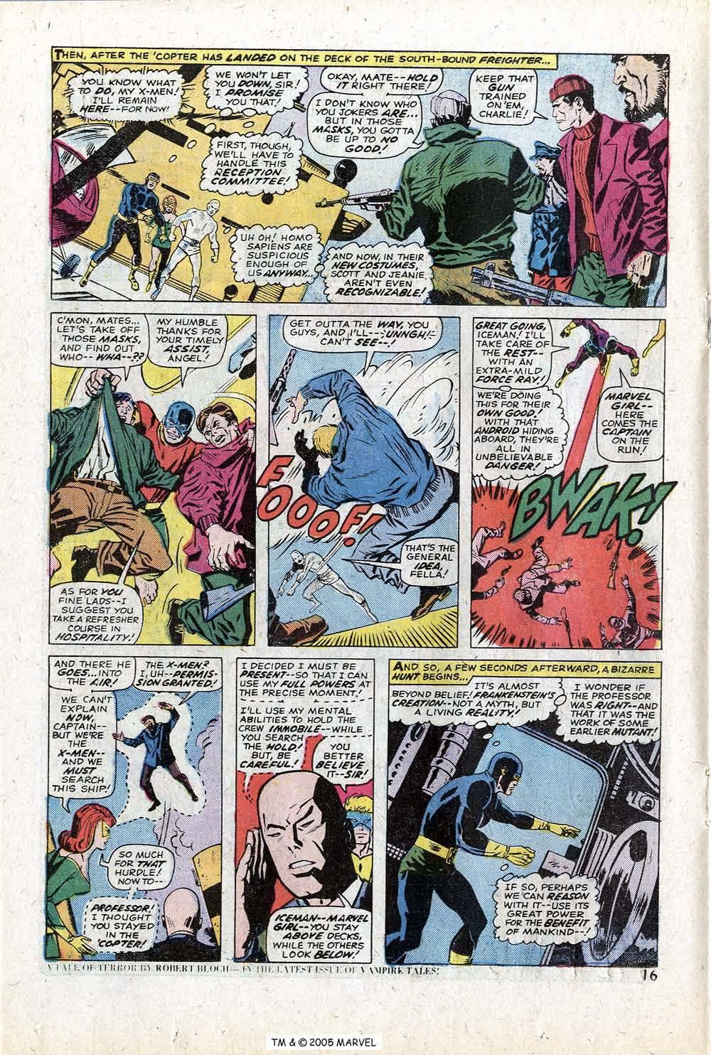 Uncanny X-Men (1963) 88 Page 17