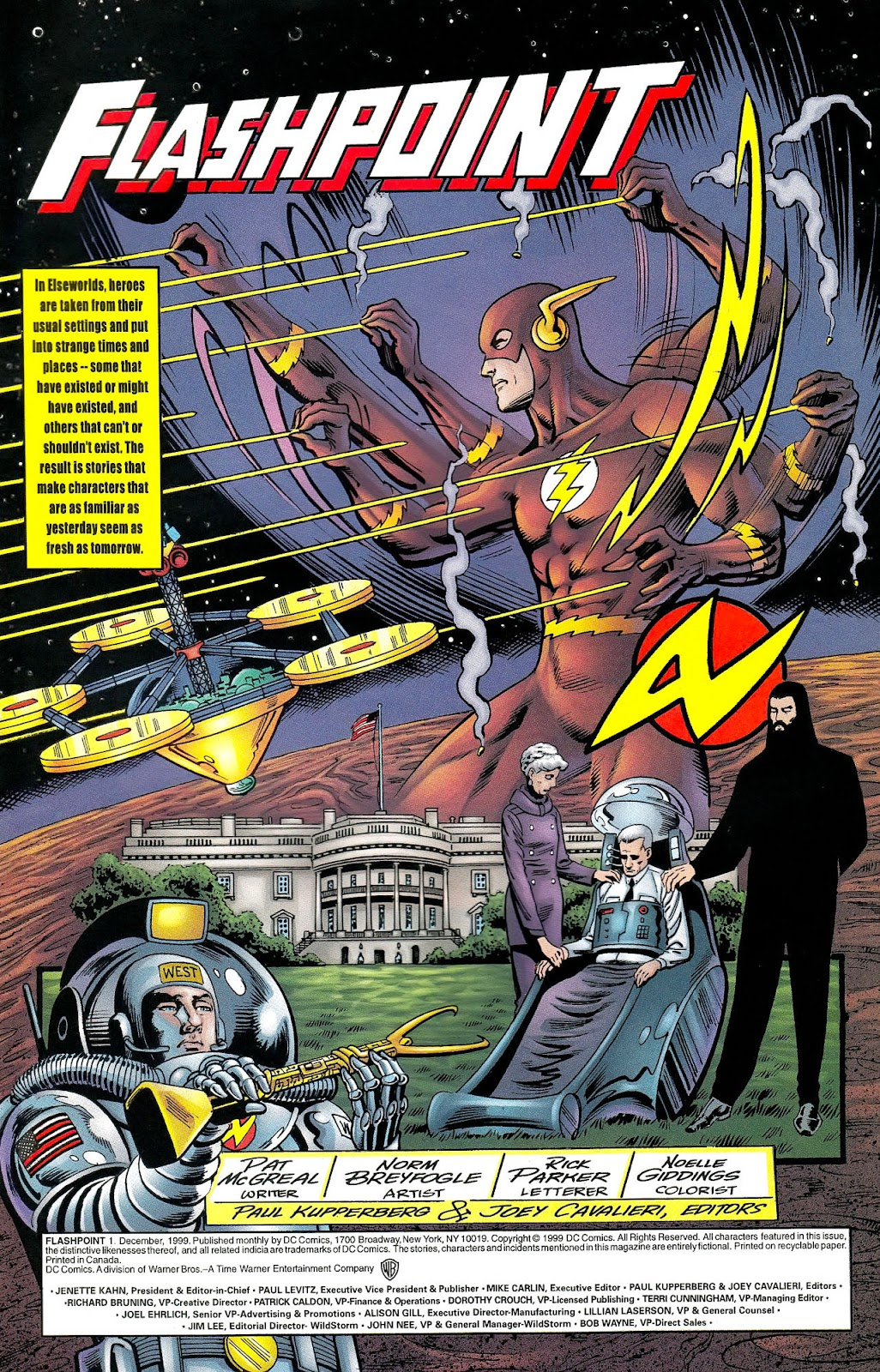 Read online Flashpoint (1999) comic -  Issue #1 - 3