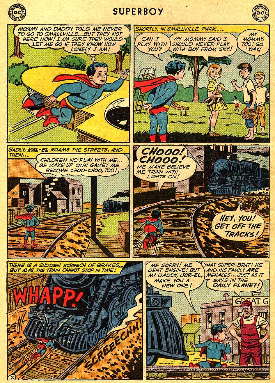Superboy (1949) issue 95 - Page 12
